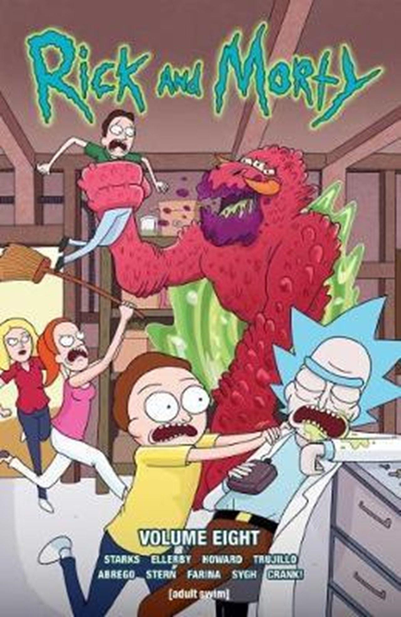 Rick & Morty Volume 8 - 1