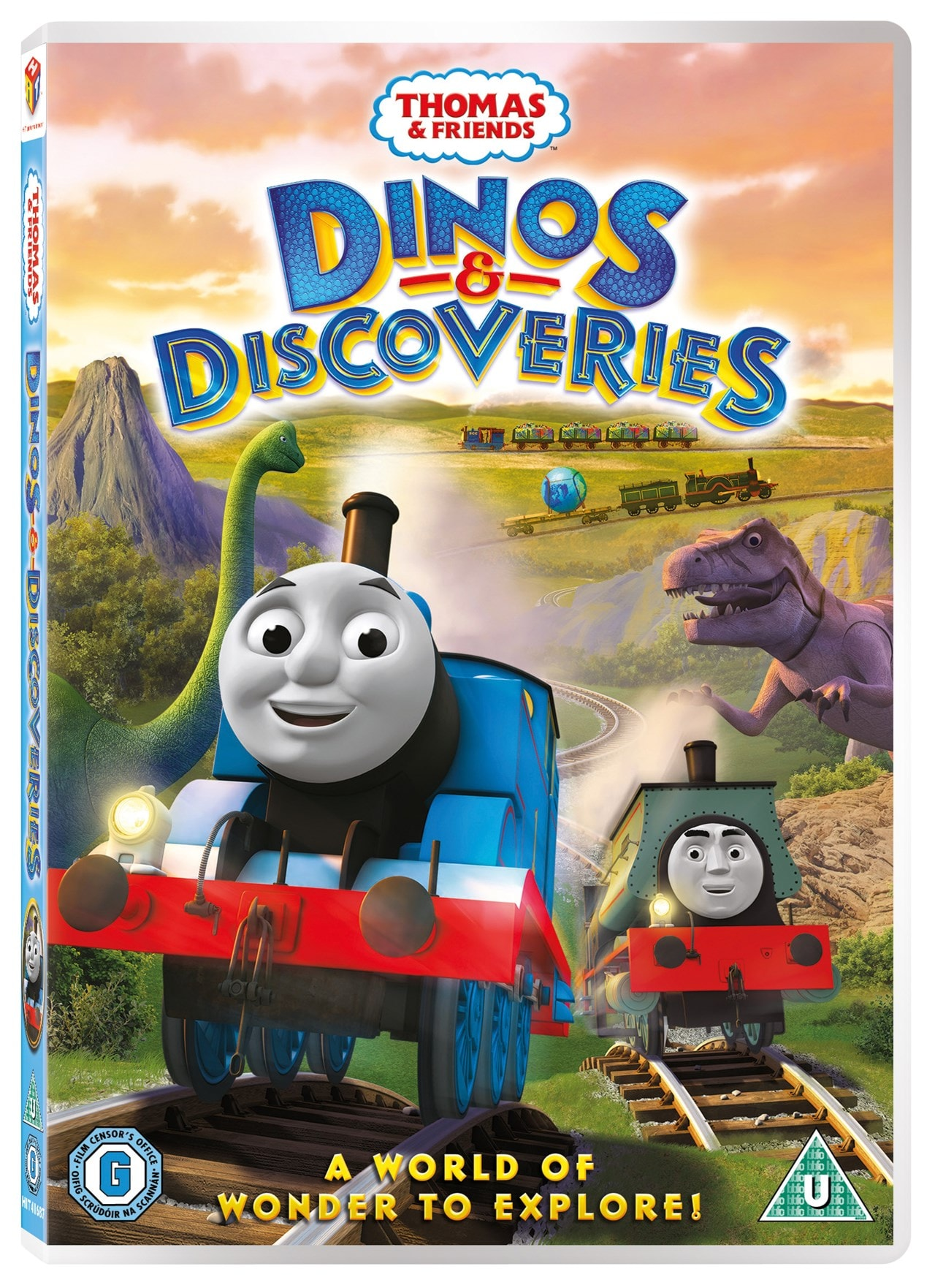 Thomas & Friends: Dinos and Discoveries - 2