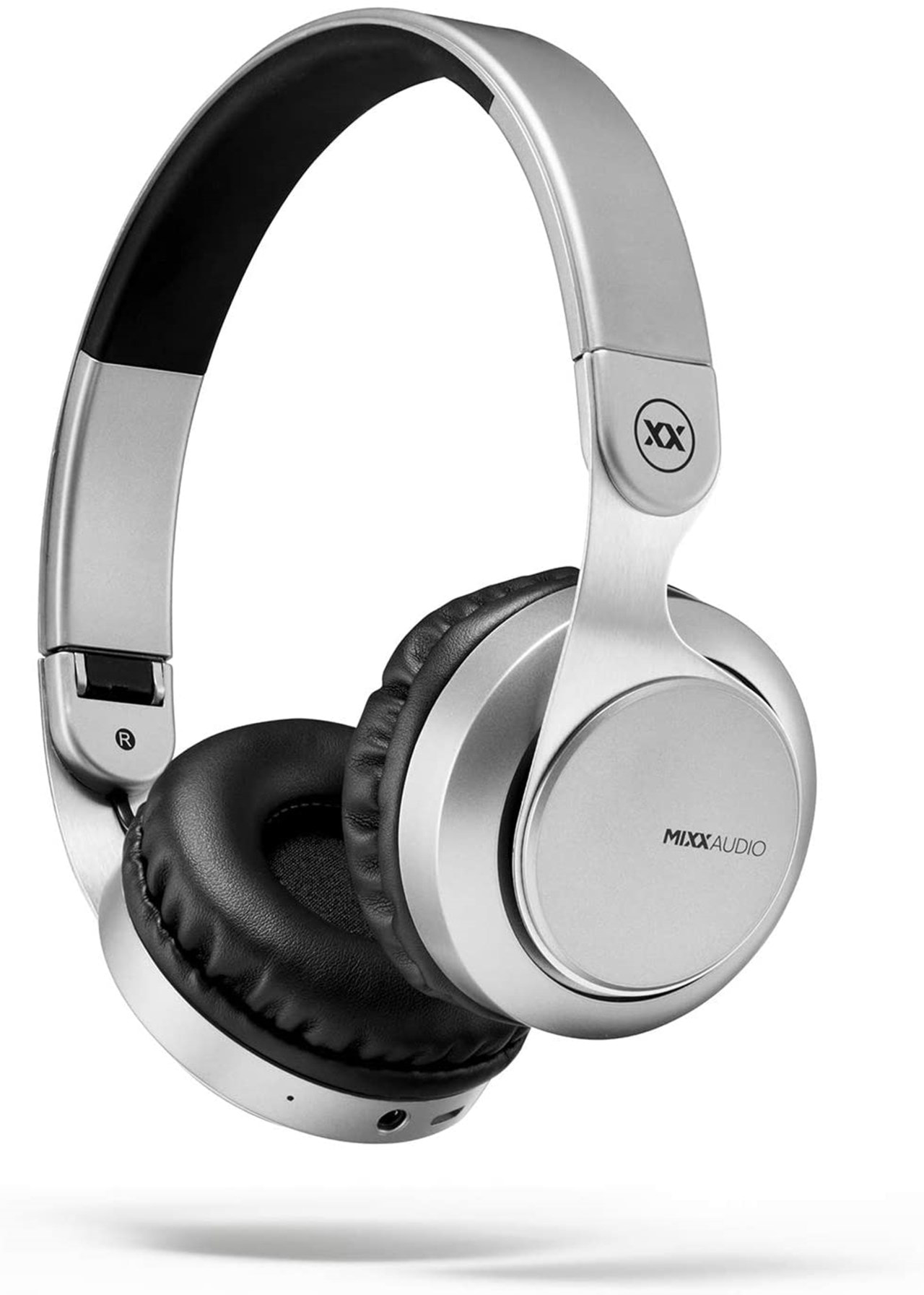 Mixx Audio JX1 Space Grey On Ear Bluetooth Headphones - 1