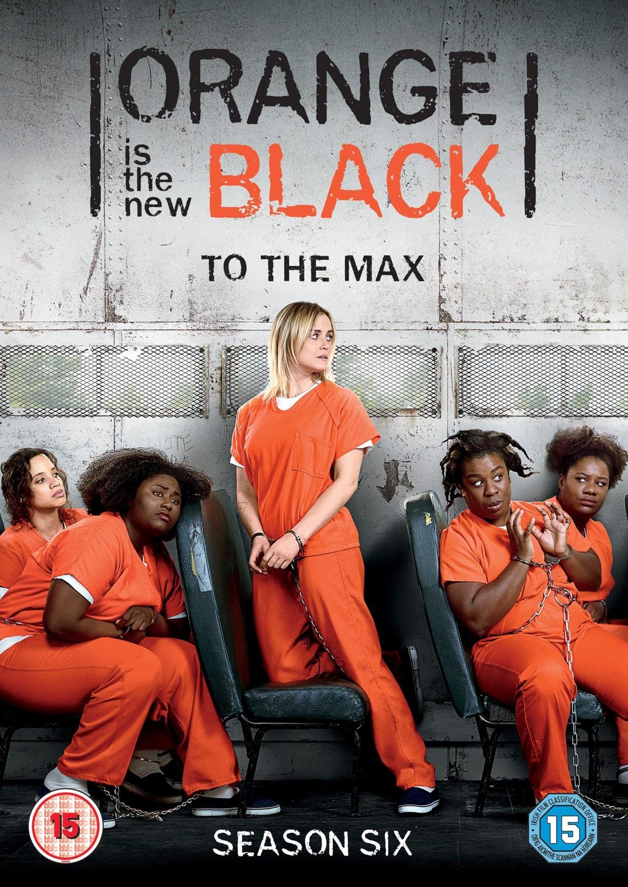 Orange Is the New Black: Season Six - 1