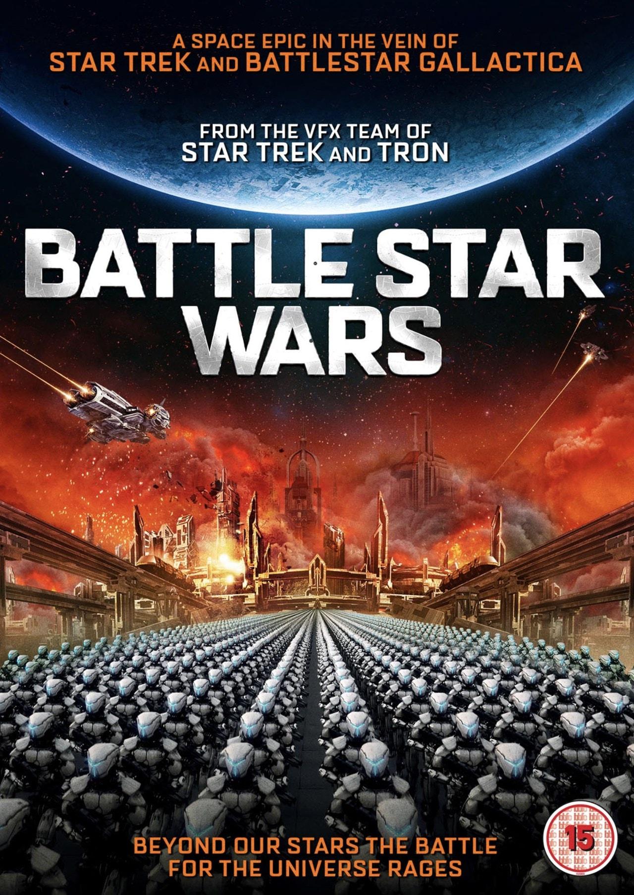 Battlestar Wars - 1