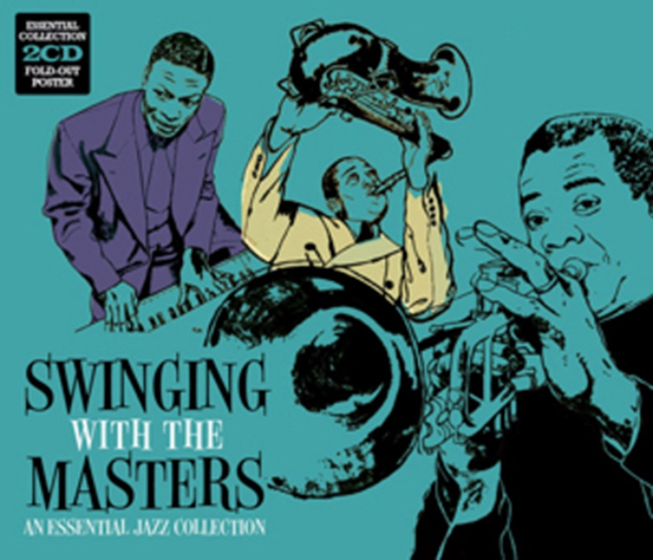 Swinging With the Masters: An Essential Jazz Collection - 1