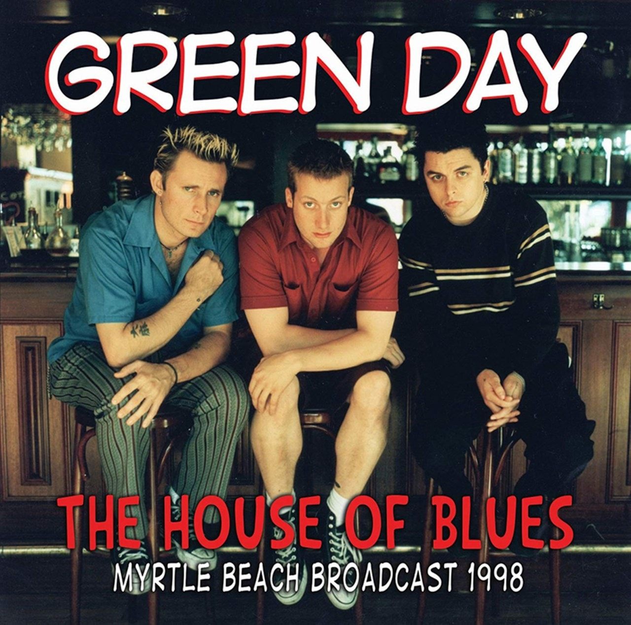 House of Blues: Myrtle Beach Broadcast 1998 - 1