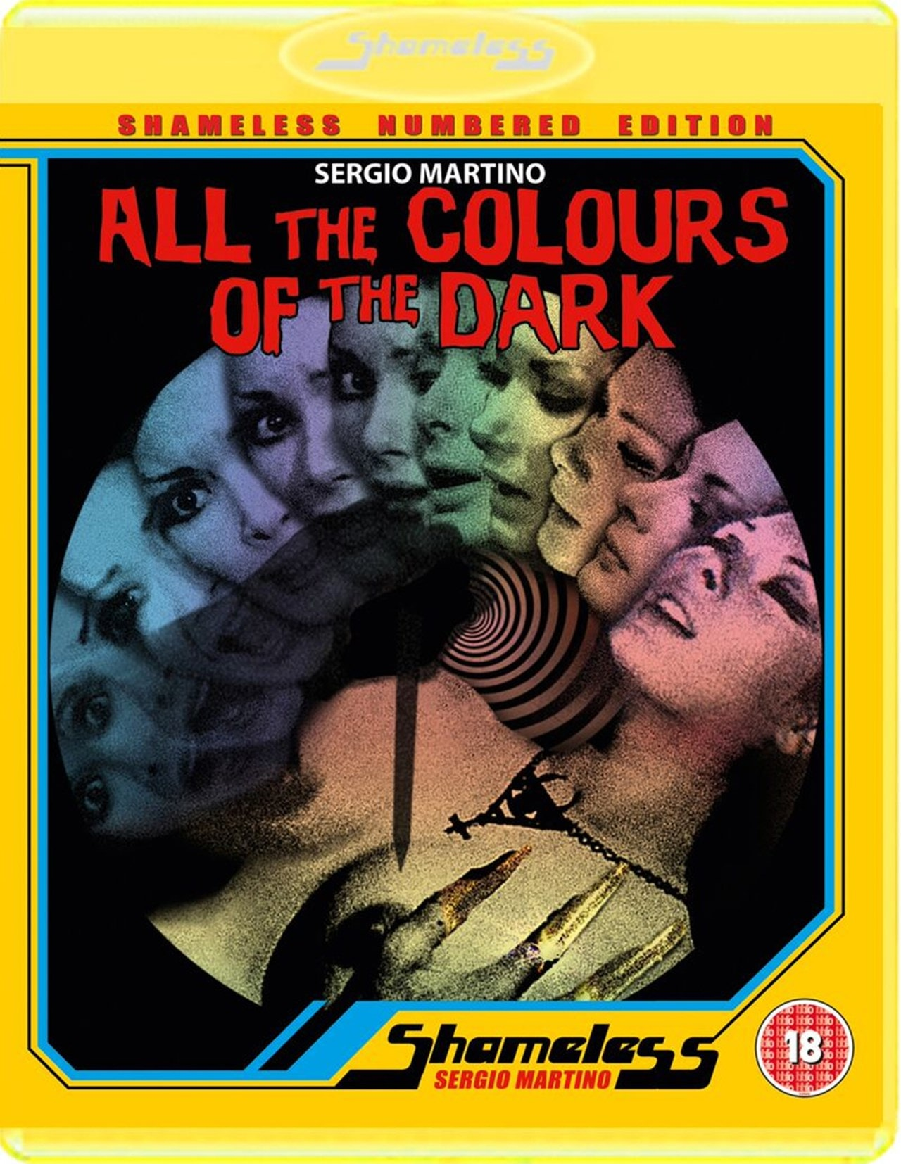 All the Colours of the Dark - 1