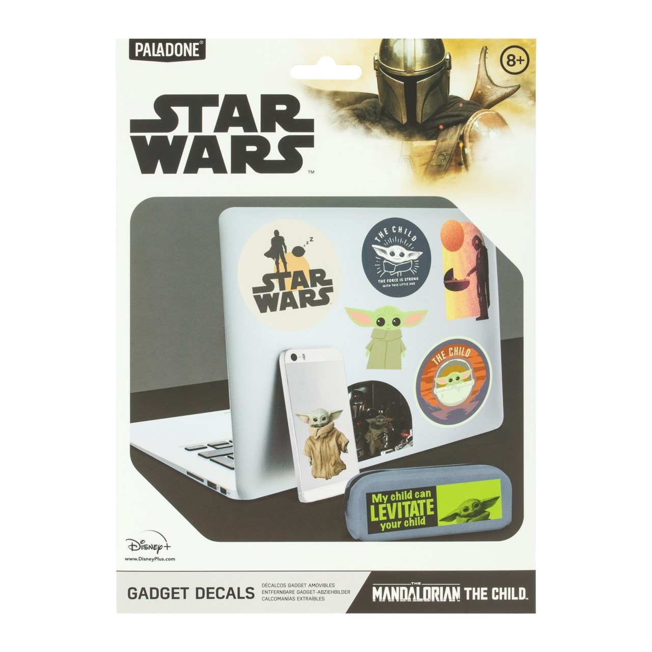 The Child: The Mandalorian: Star Wars Gadget Decals - 3