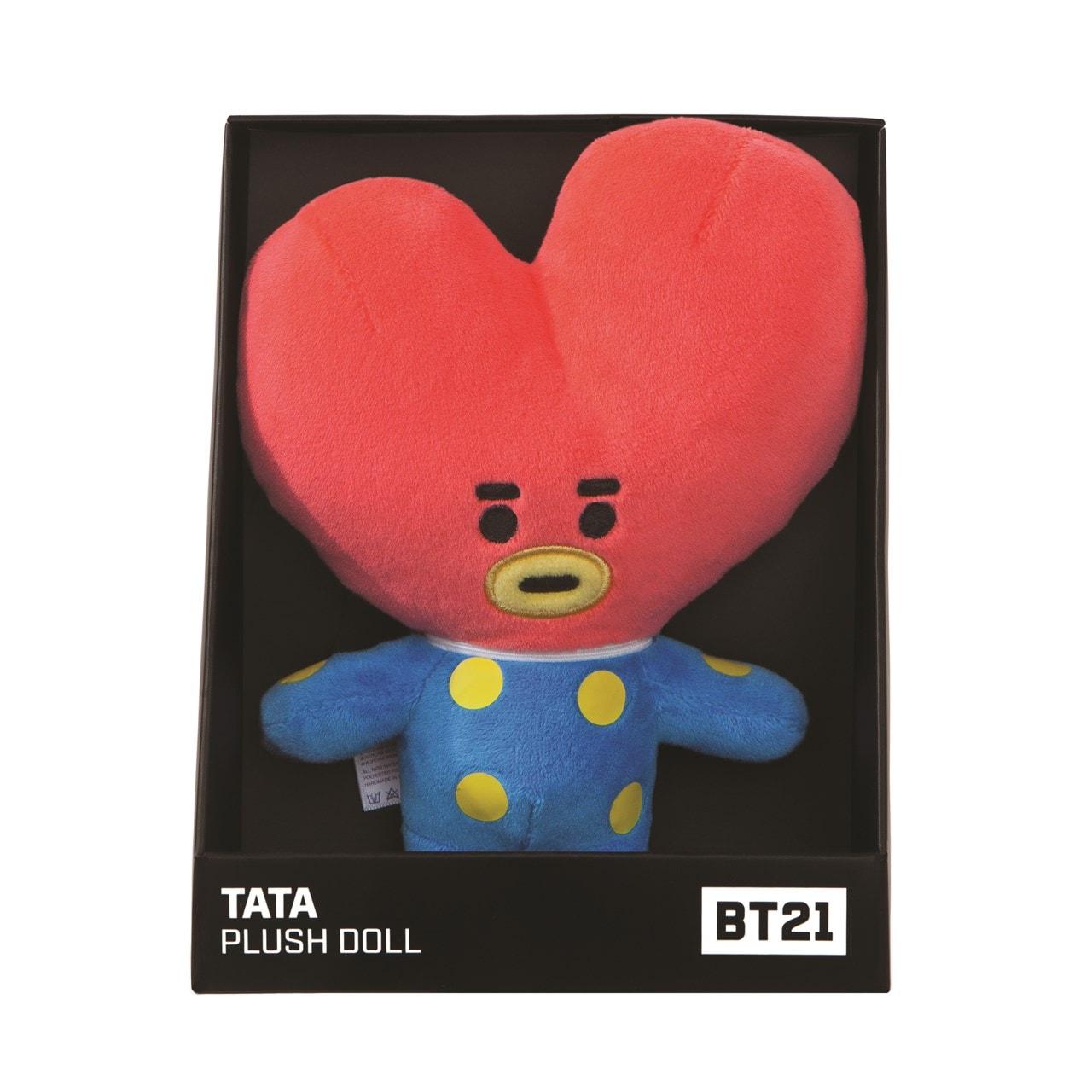 Tata: BT21 Small Plush - 1