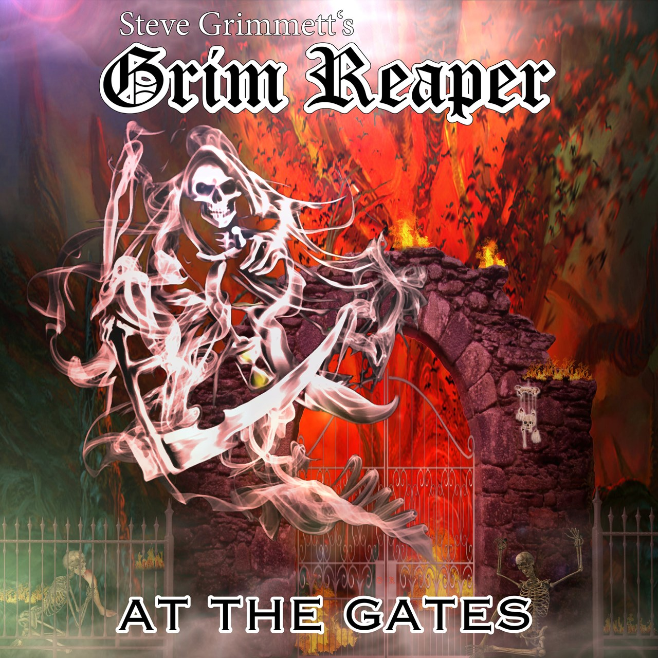 At the Gates - 1