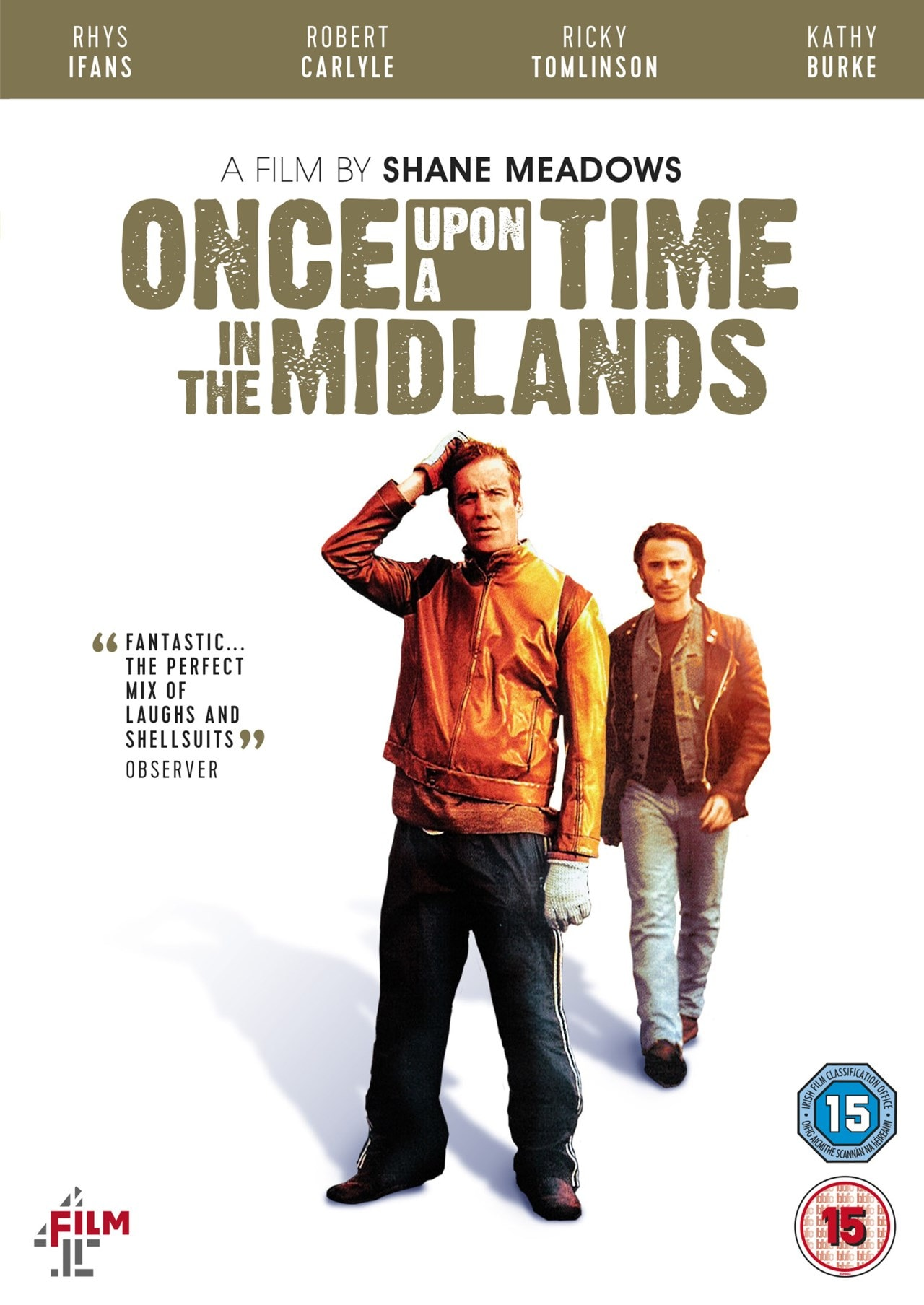 Once Upon a Time in the Midlands - 1