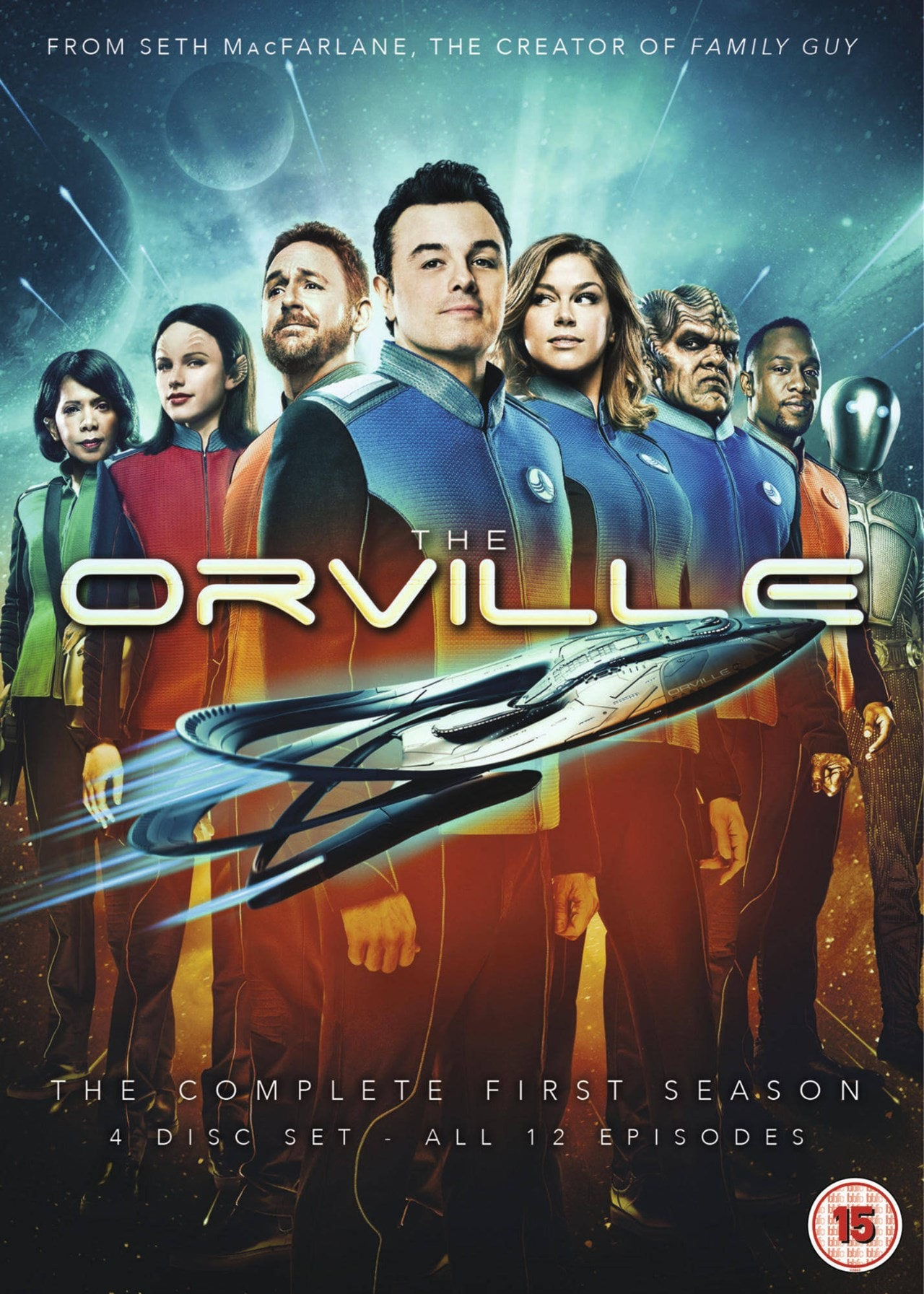 The Orville: Season 1 - 1
