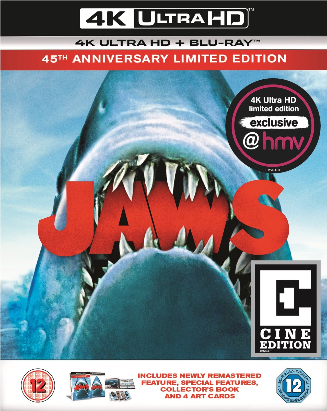 Jaws (hmv exclusive) - Cine Edition - 2