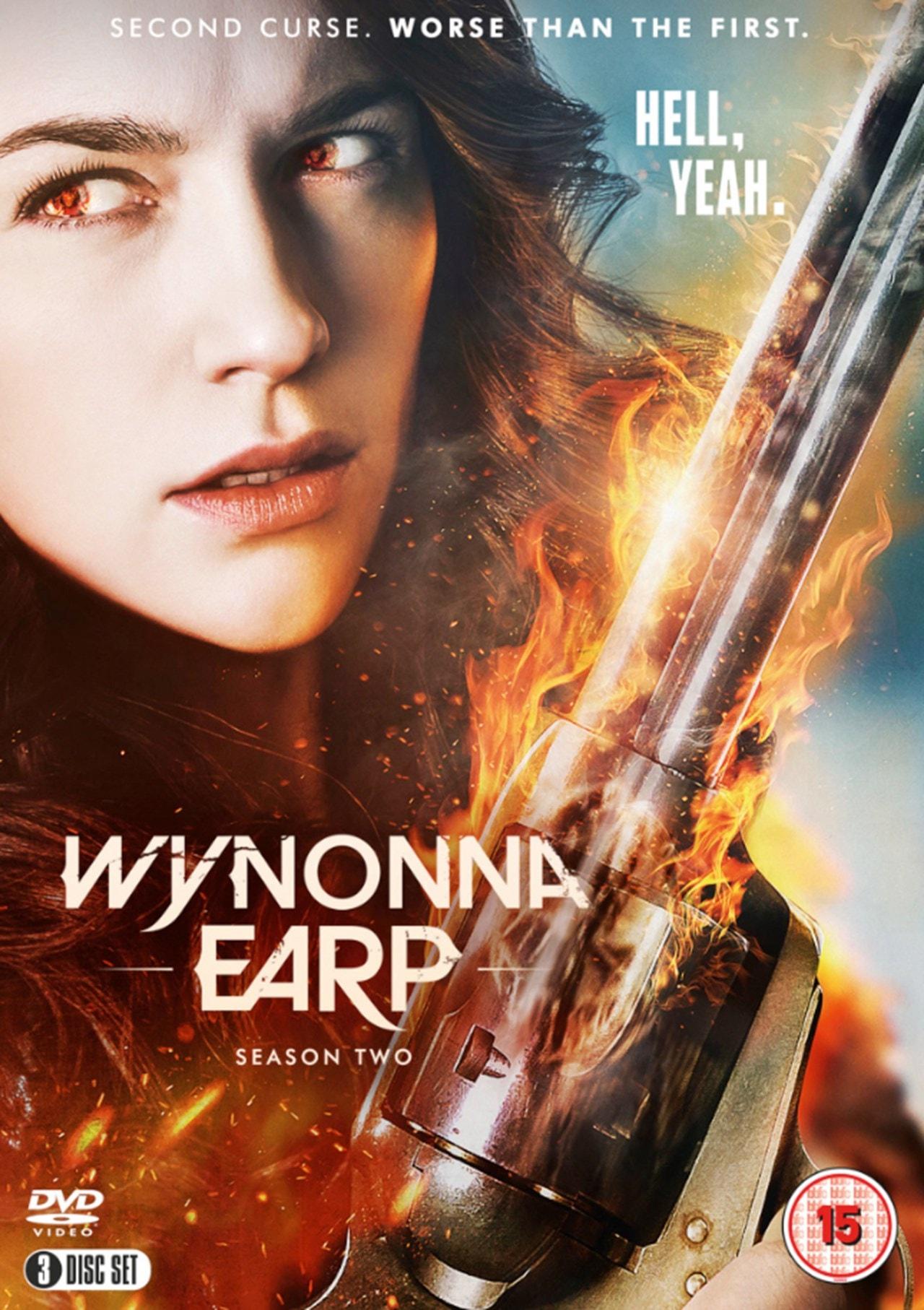 Wynonna Earp: Season 2 - 1