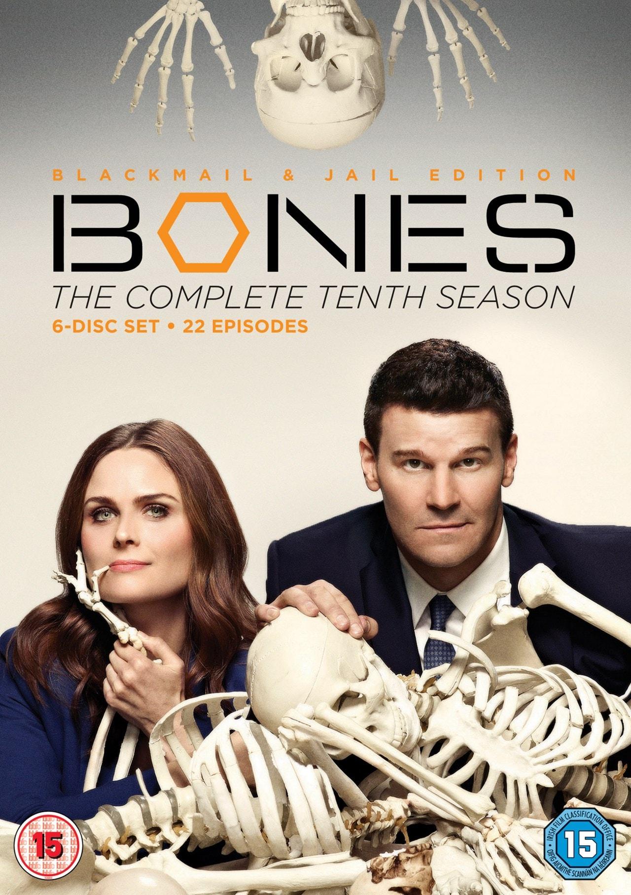 Bones: The Complete Tenth Season - 1