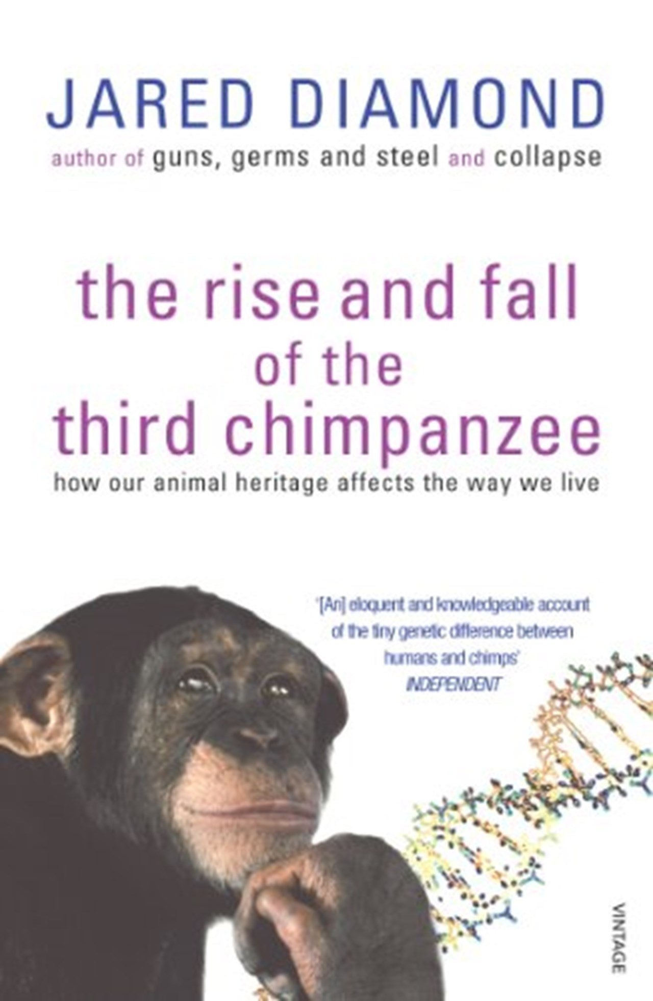 The Rise & Fall Of The Third Chimp - 1