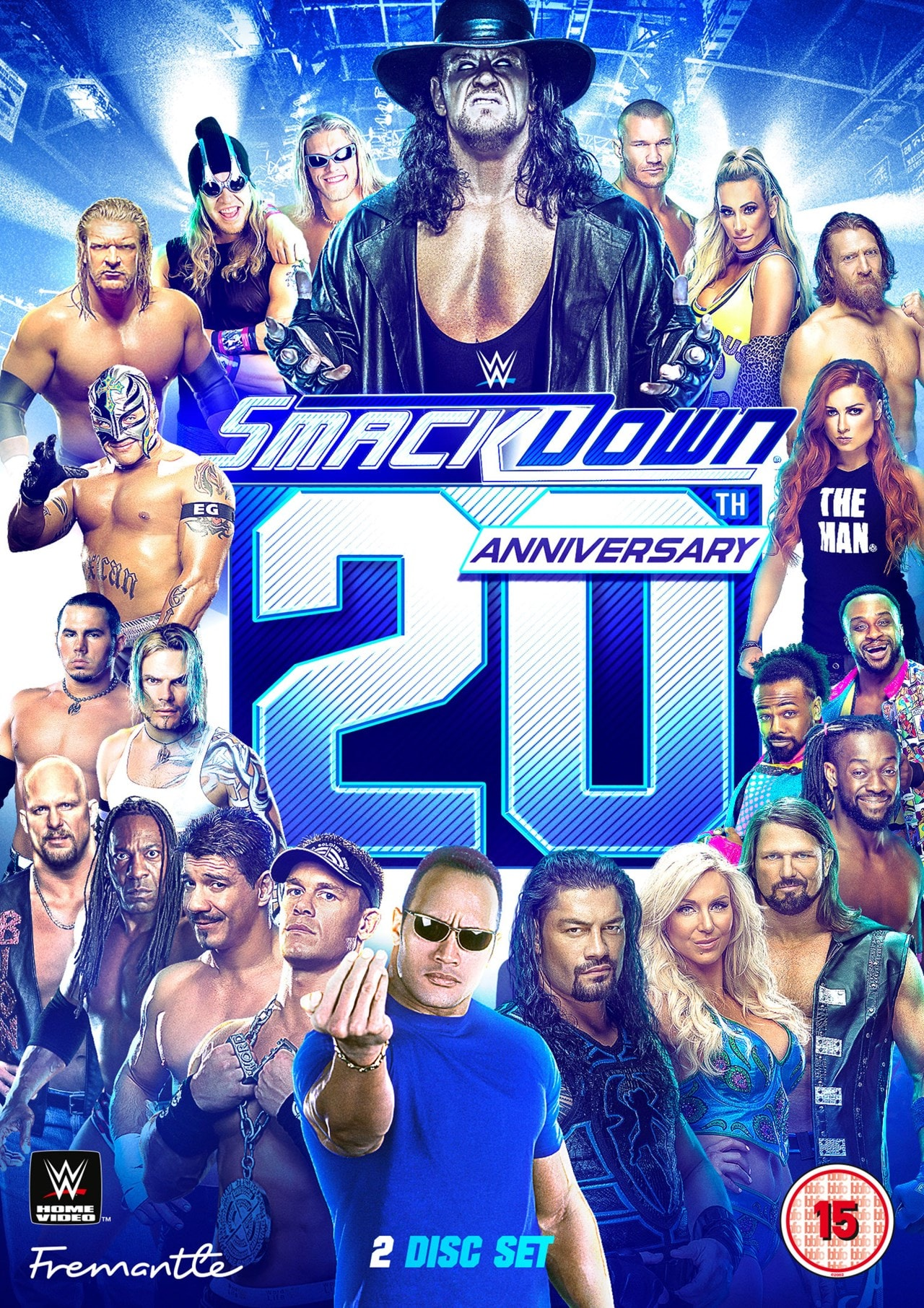 WWE: SmackDown 20th Anniversary - 1