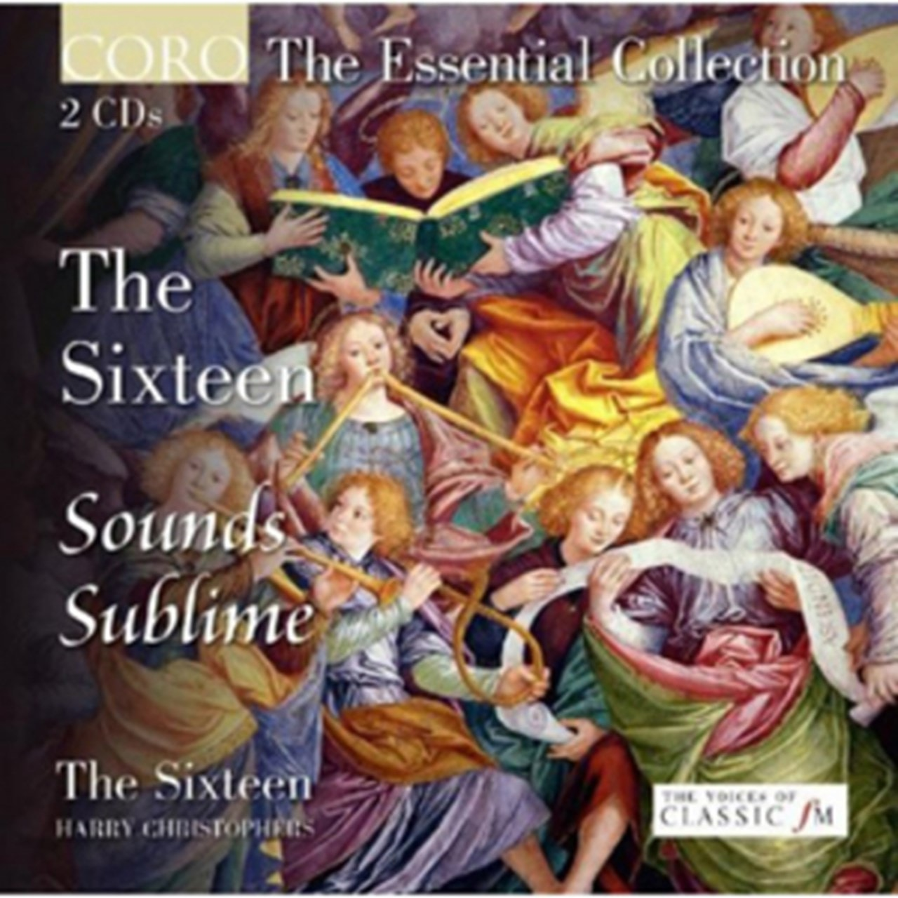 The Sixteen: Sounds Sublime - 1