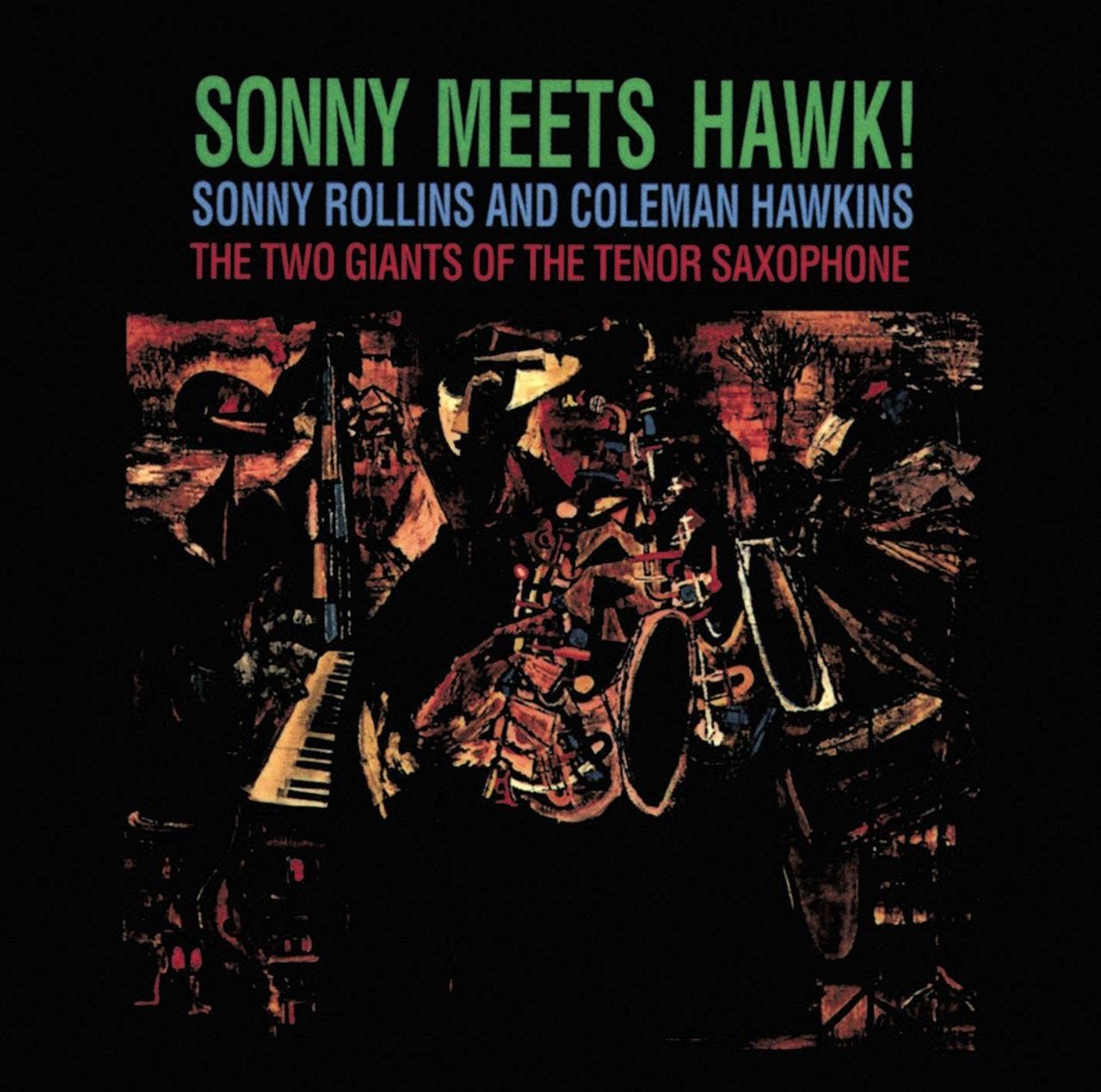 Sonny Rollins Meets the Hawk! - 1