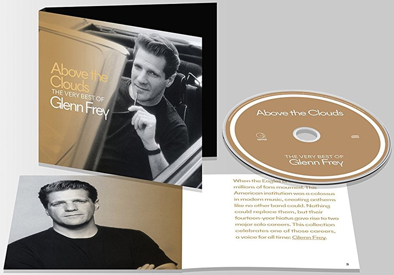 Above the Clouds: The Very Best of Glenn Frey - 1