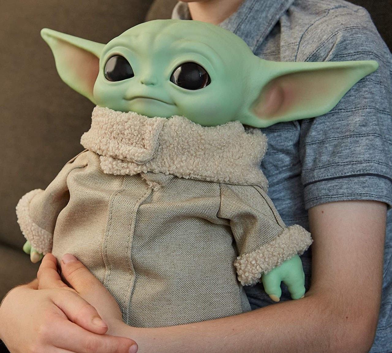 "The Mandalorian: The Child (Baby Yoda) 11"" Star Wars Plush - 3"
