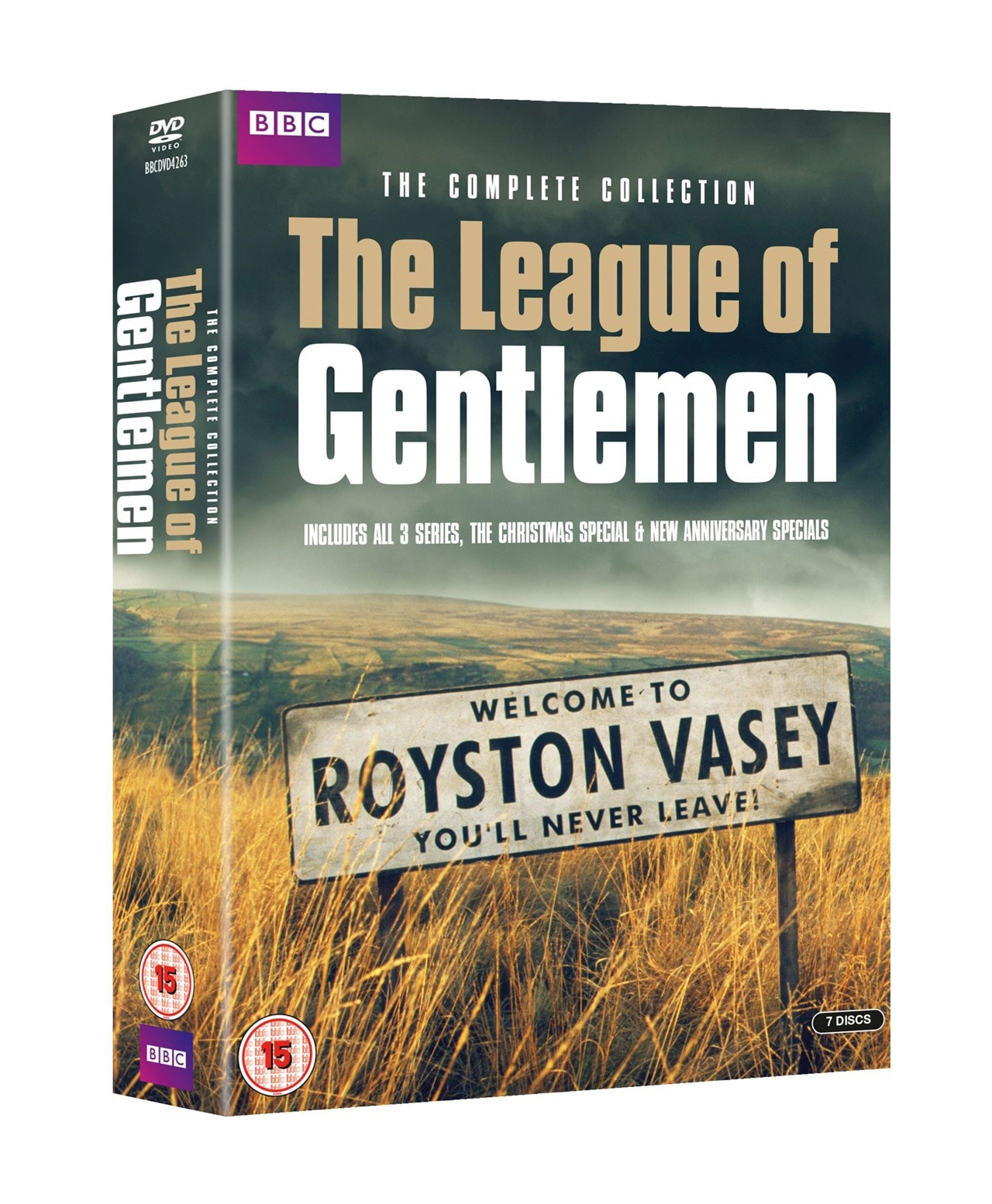 The League of Gentlemen: The Complete Collection - 2