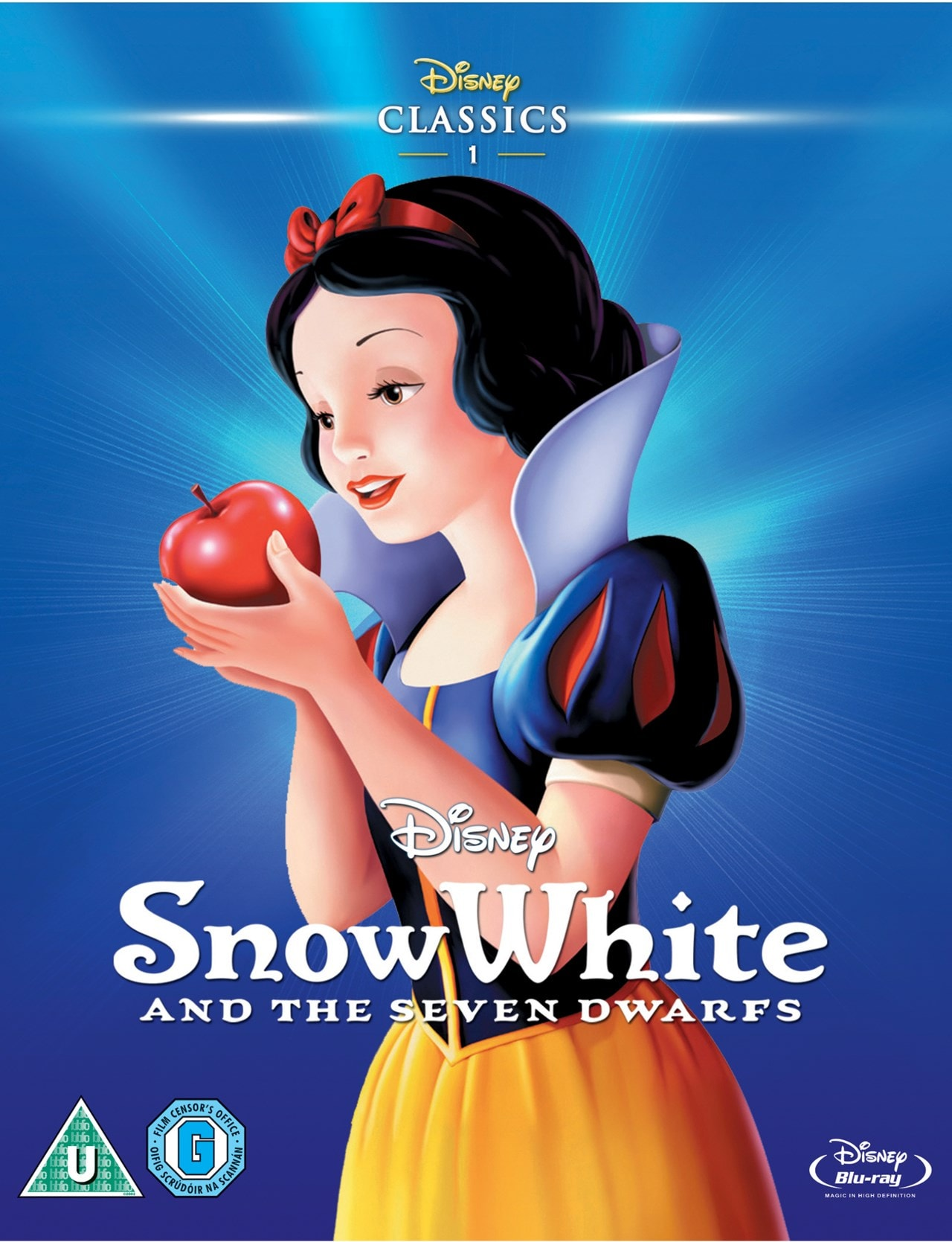 Snow White and the Seven Dwarfs (Disney) - 1