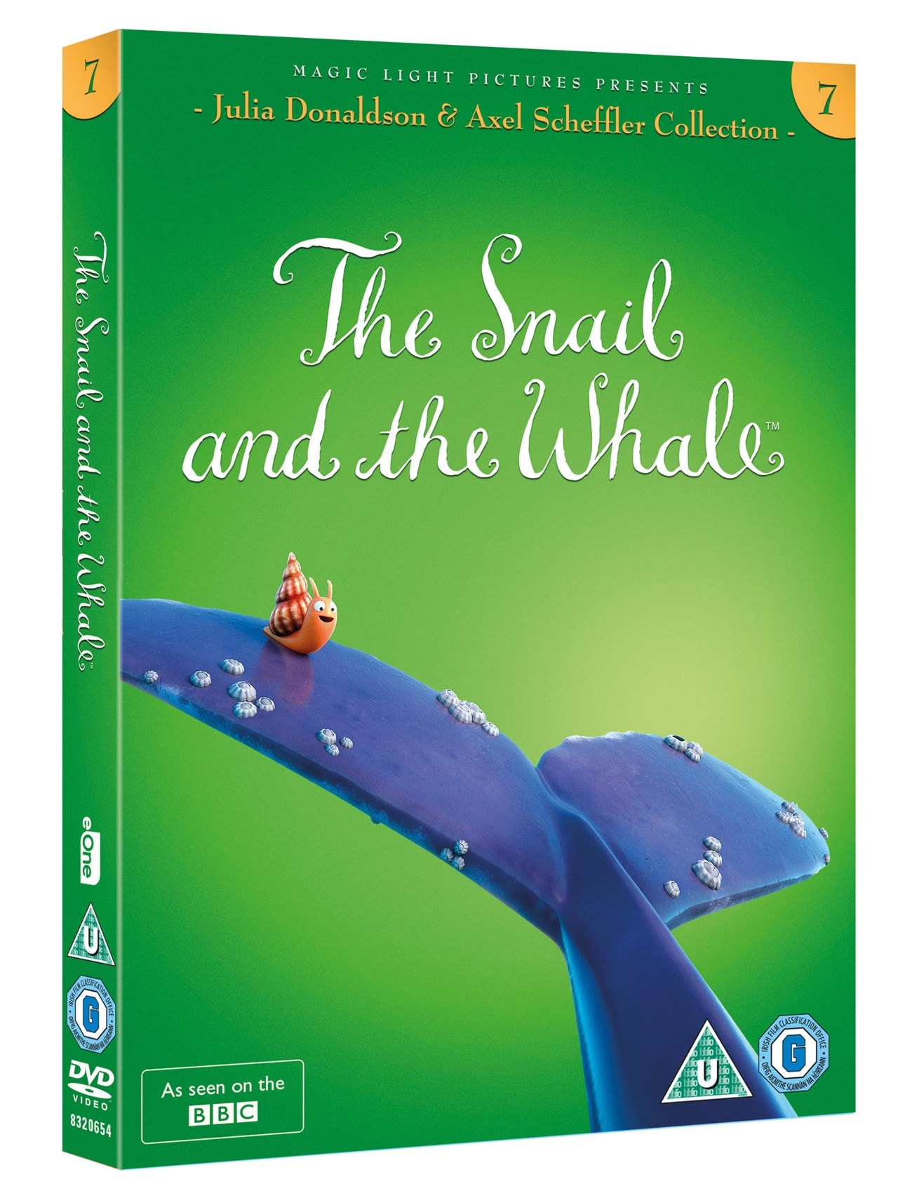 The Snail and the Whale - 2
