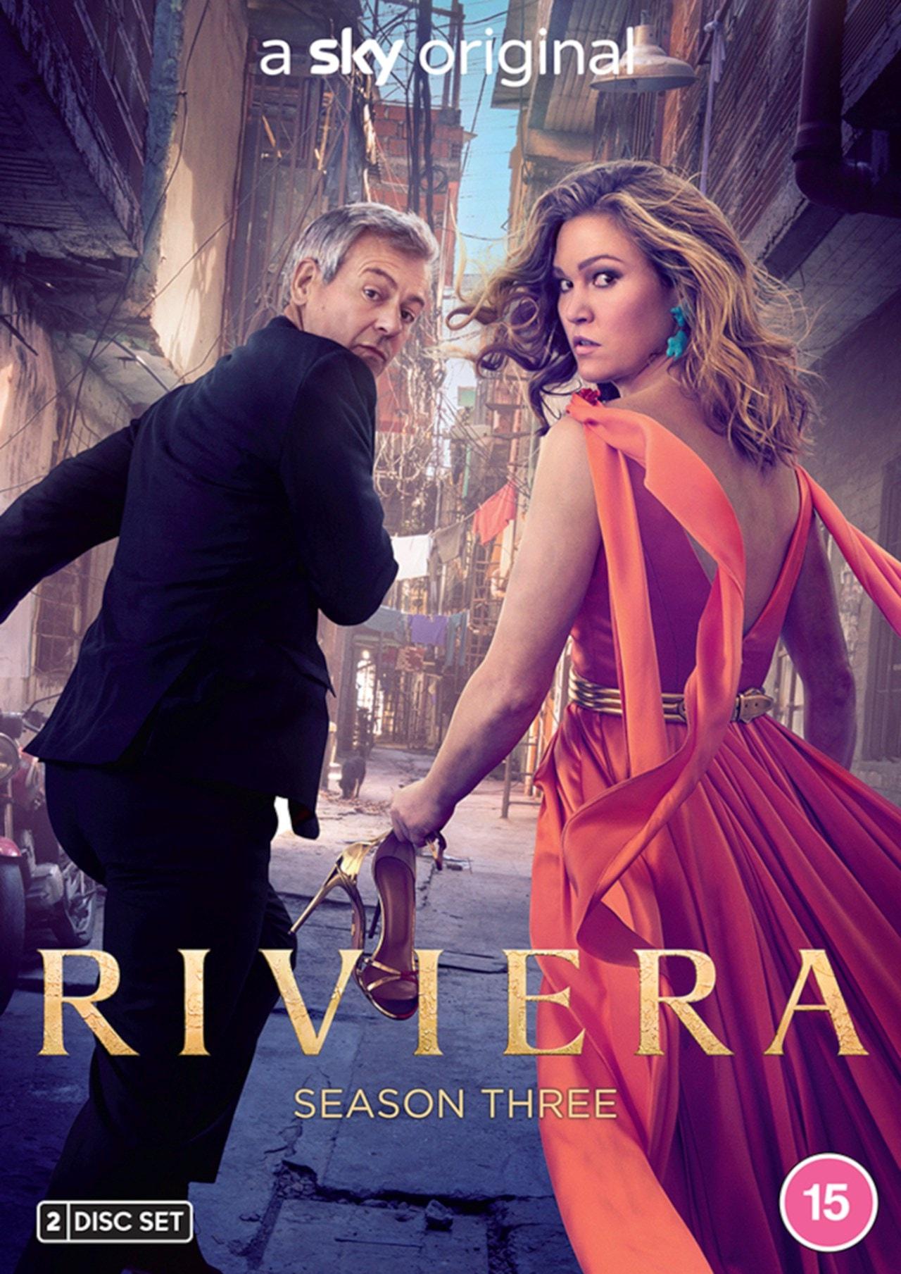 Riviera: The Complete Season Three - 1