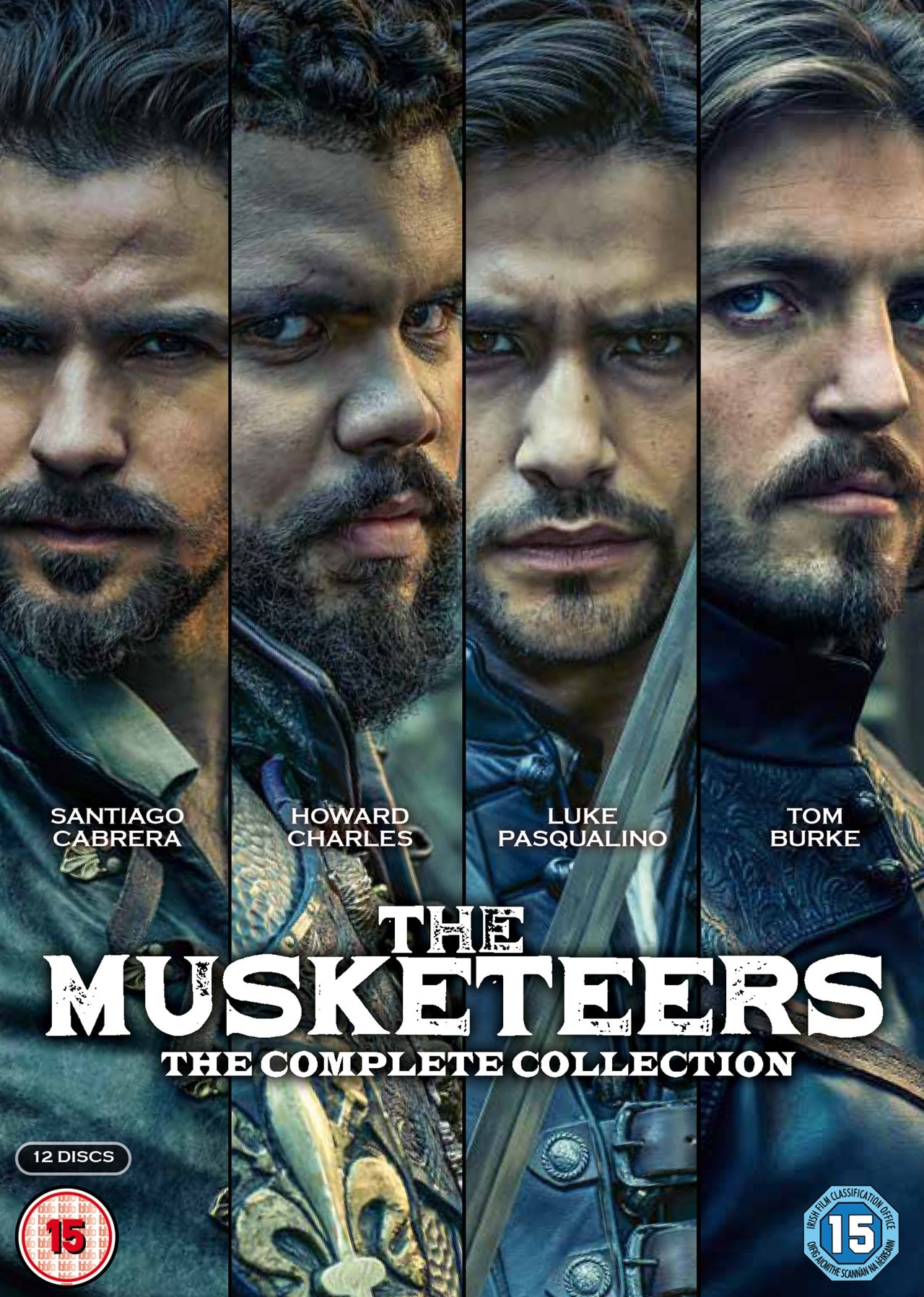 The Musketeers: The Complete Collection - 1