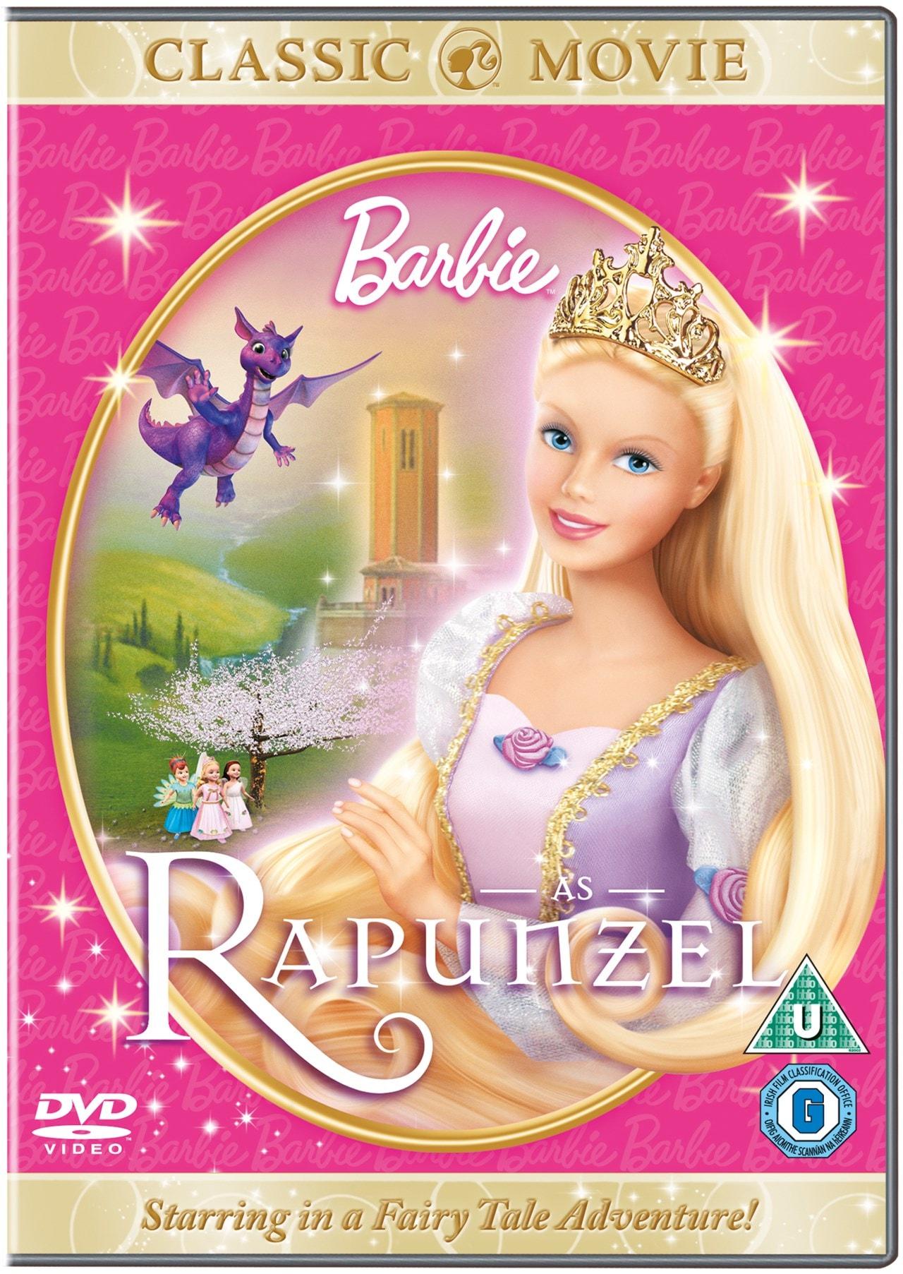 Barbie As Rapunzel - 1