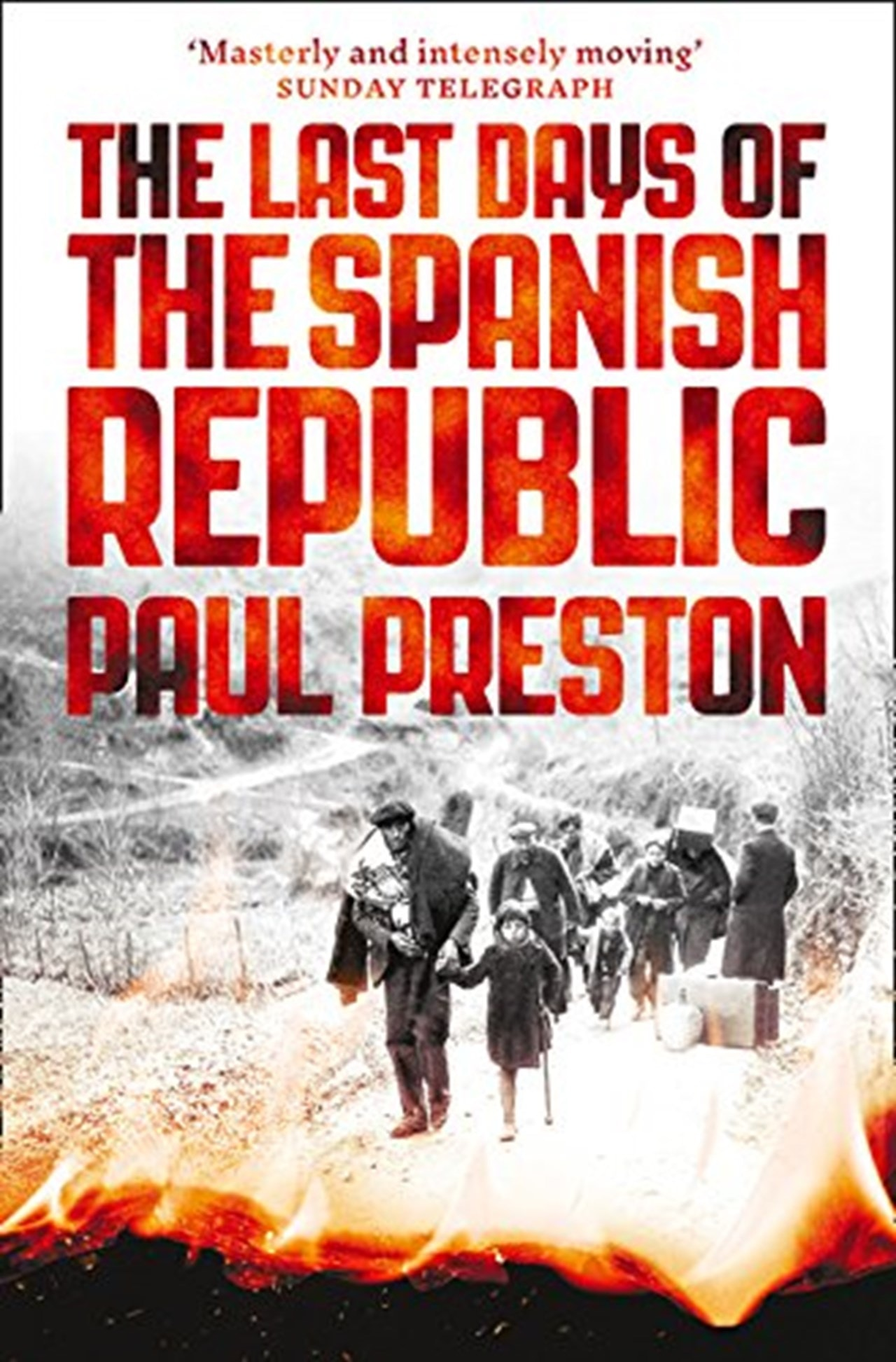 The Last Days Of The Spanish Repub - 1