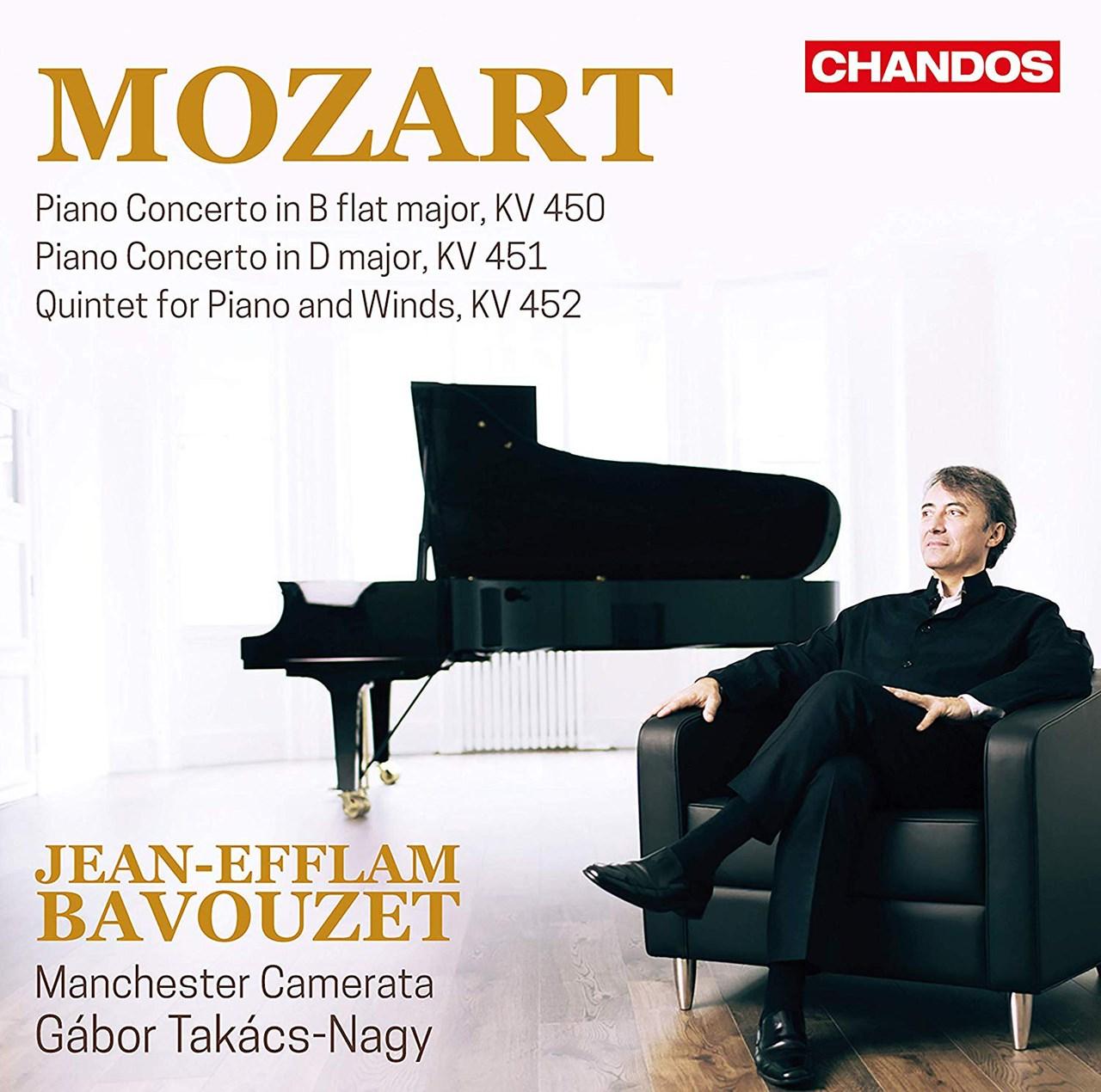 Mozart: Piano Concerto in B-flat Major, KV450/... - 1