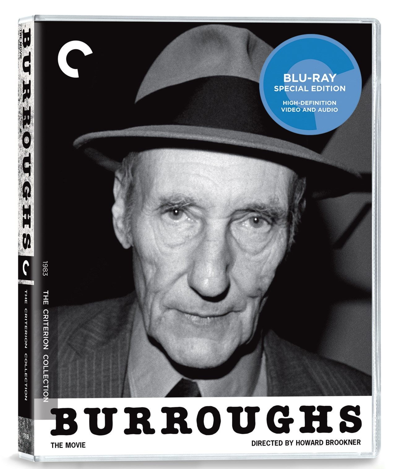 Burroughs: The Movie - The Criterion Collection - 1
