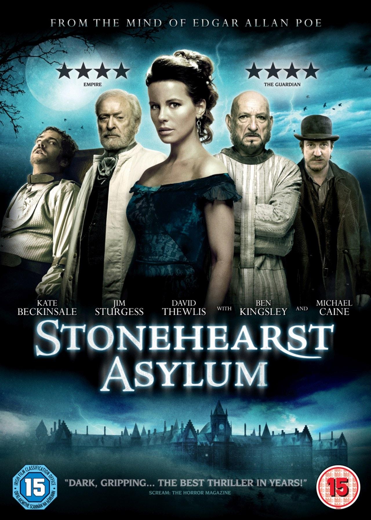 Stonehearst Asylum - 1