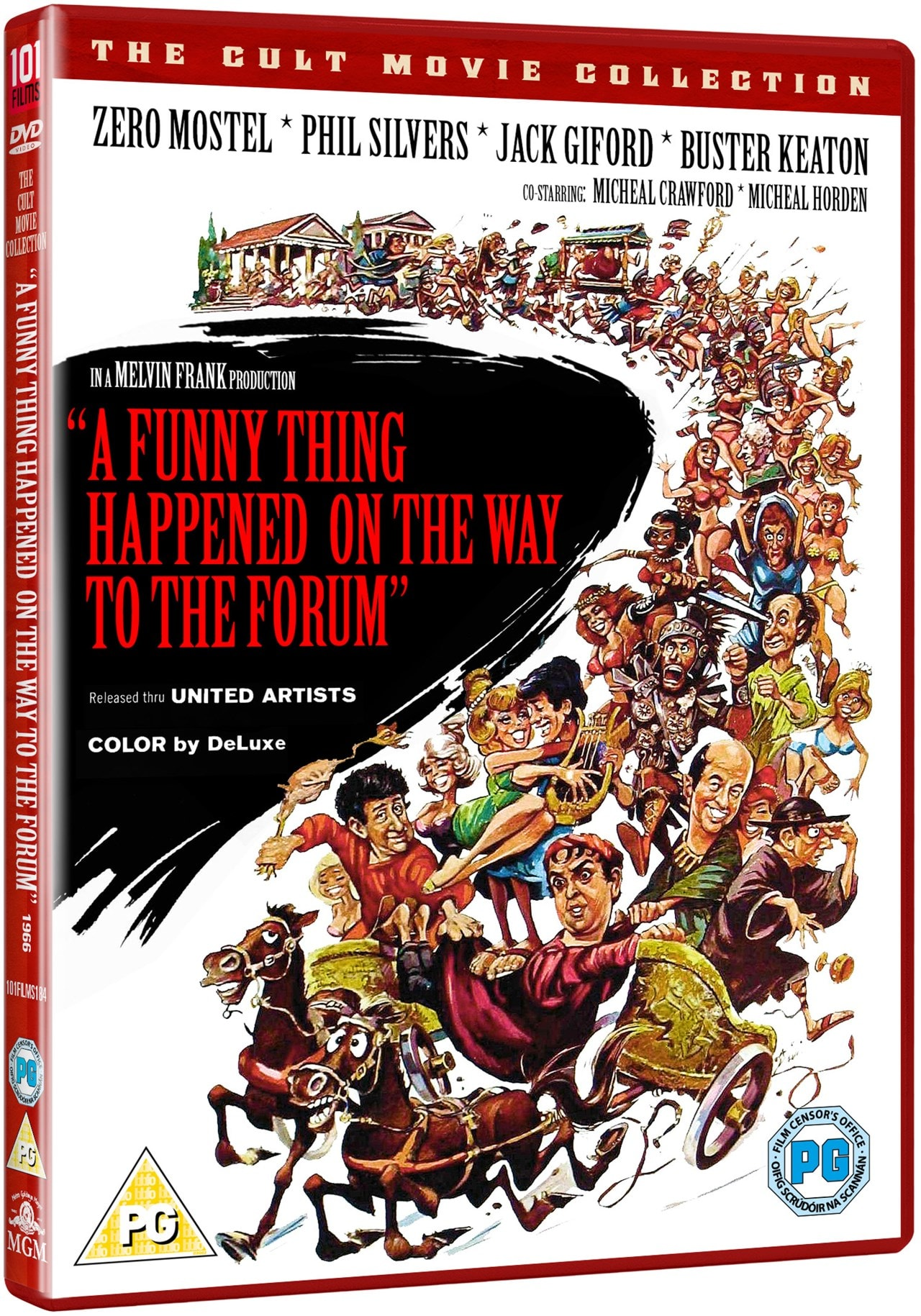 A Funny Thing Happened On the Way to the Forum - 2