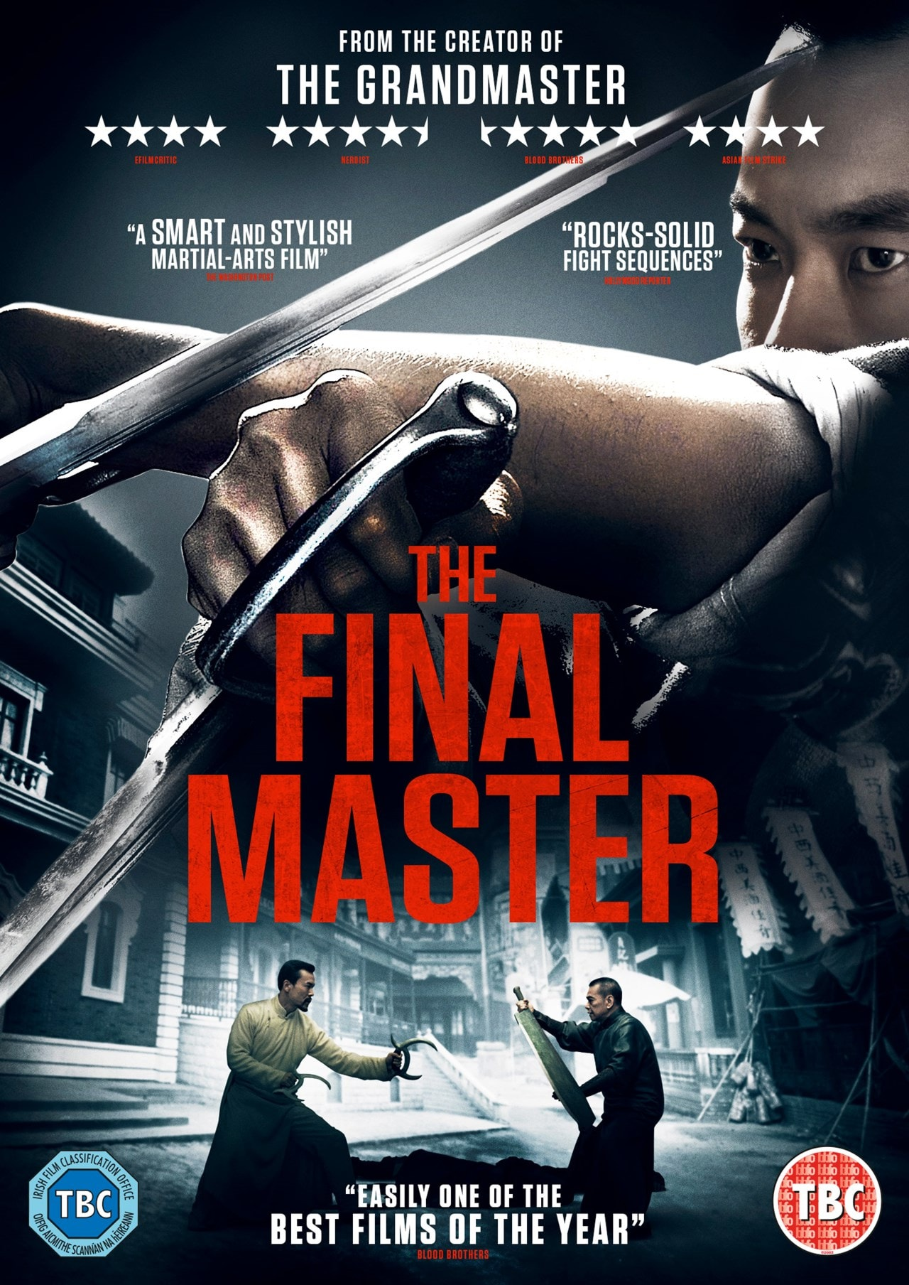 The Final Master - 1