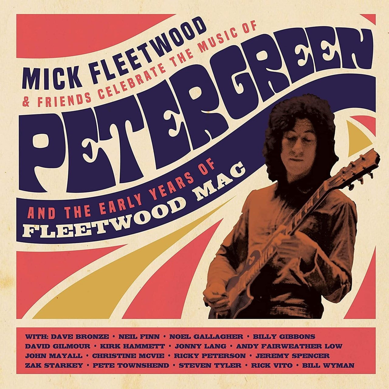 Mick Fleetwood & Friends Celebrate the Music of Peter Green And The Early Years Of Fleetwood Mac - 2 - 1