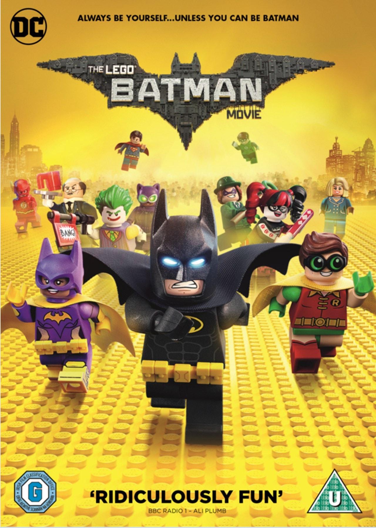The LEGO Batman Movie - 1