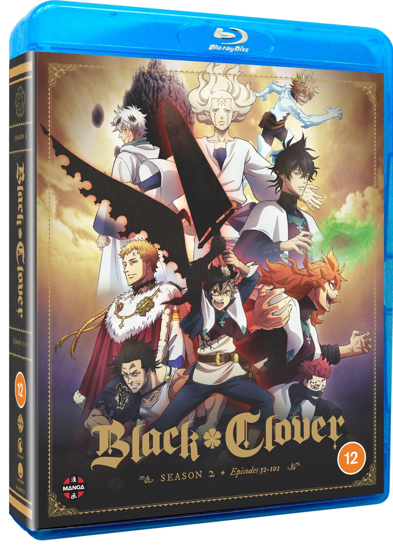 Black Clover: Complete Season Two - 2