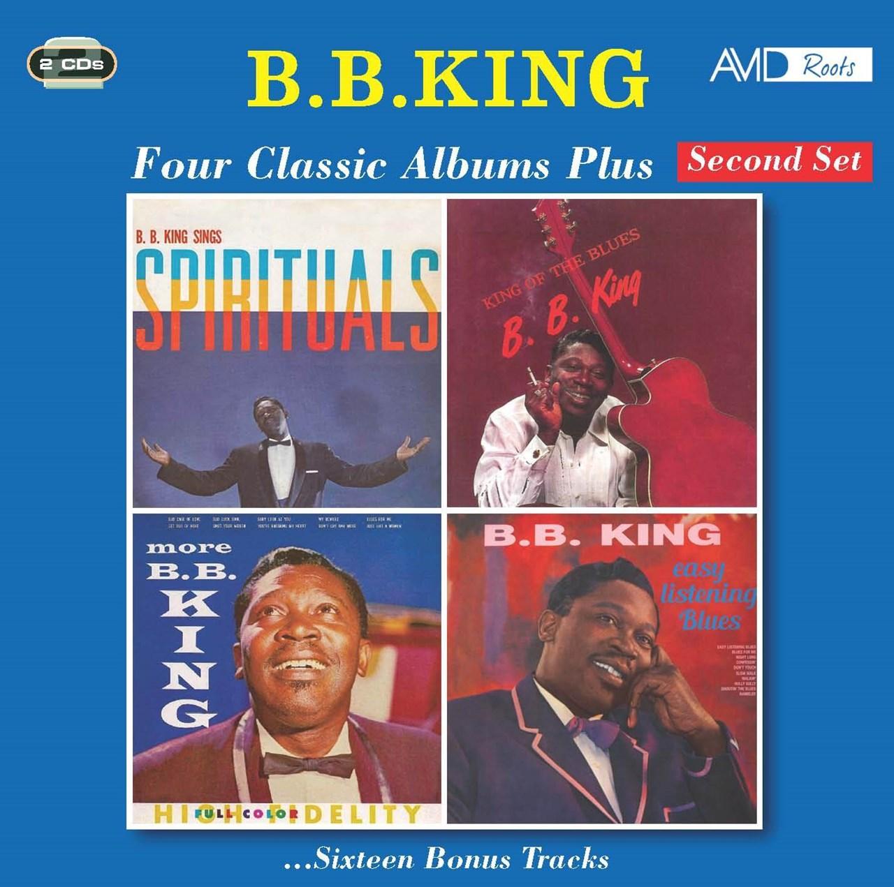 Four Classic Albums Plus: Second Set - 1