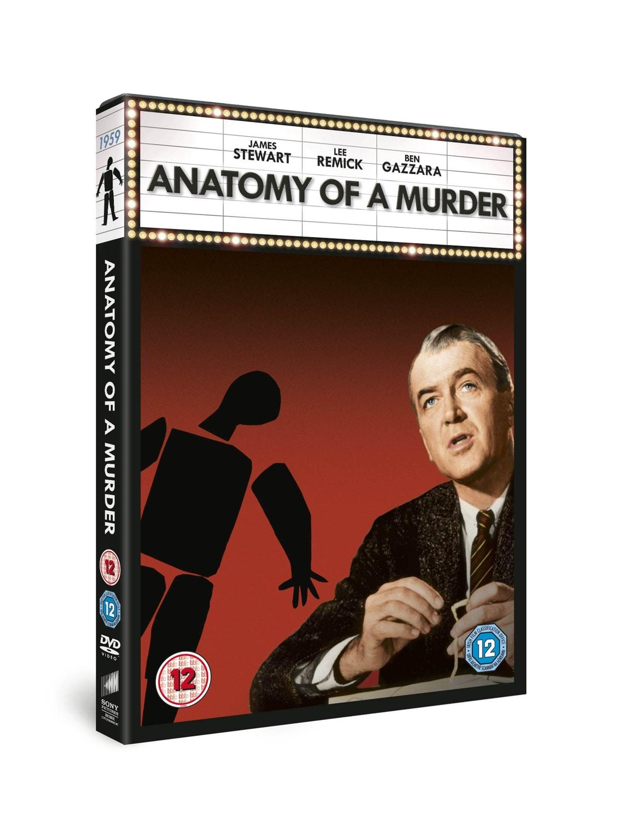 Anatomy of a Murder - 1