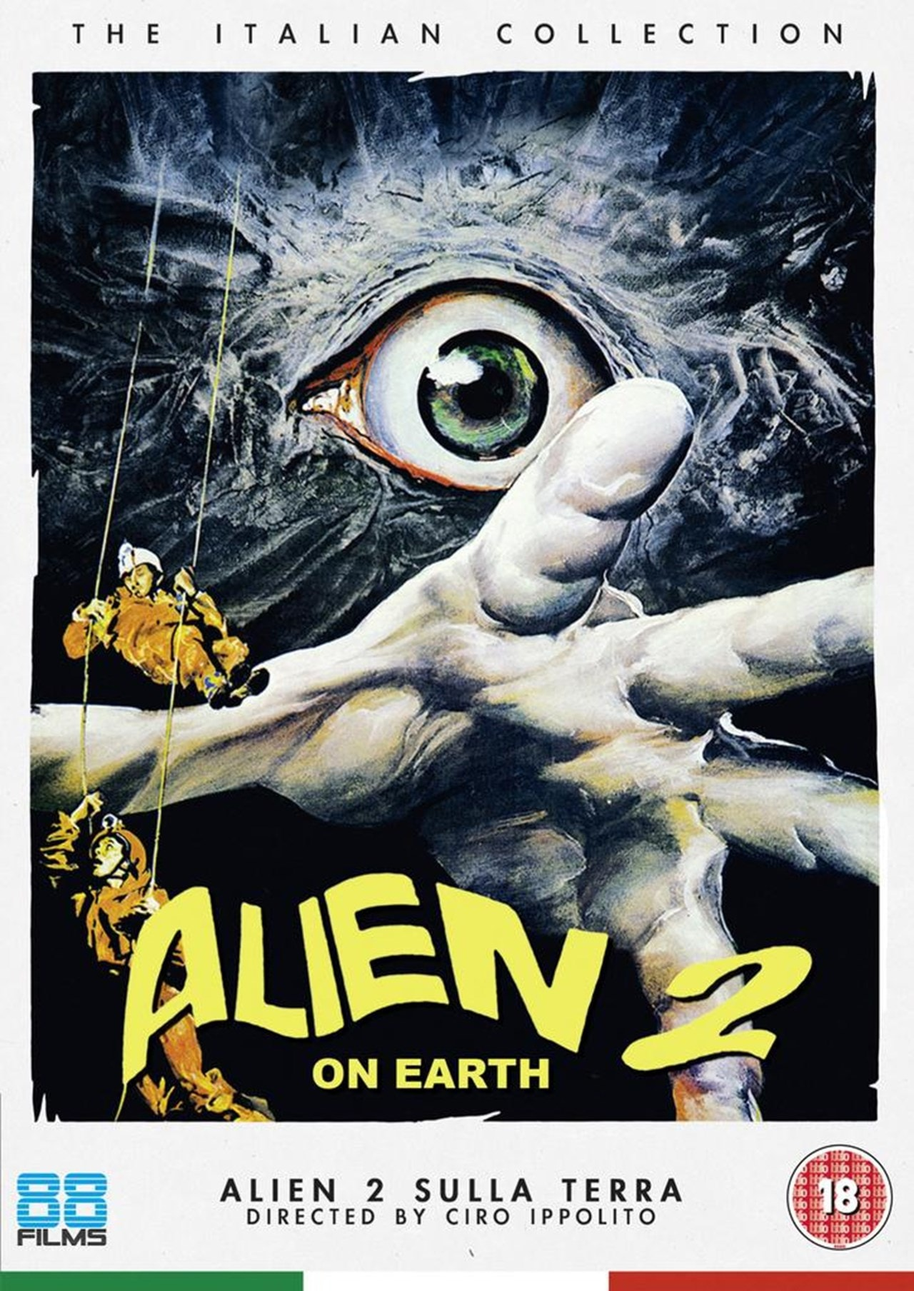 Alien 2 - On Earth - 1