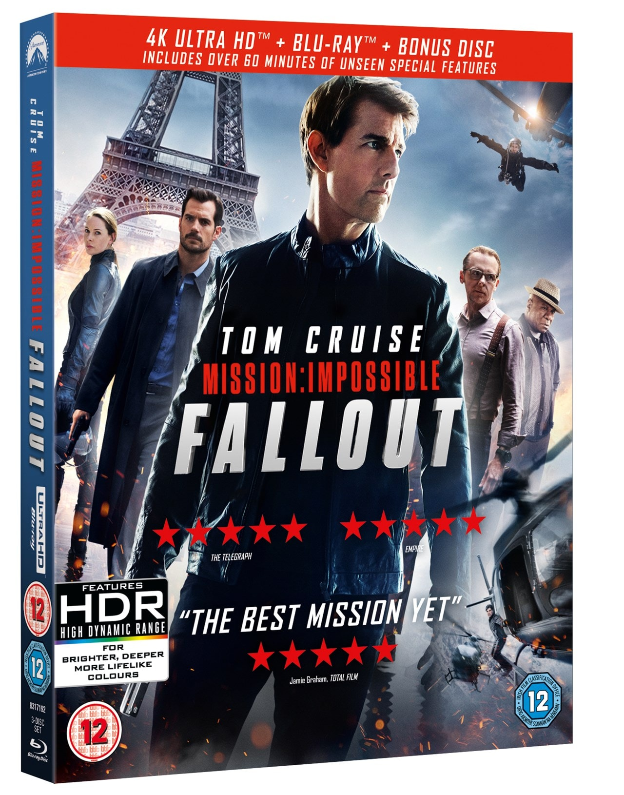 Mission: Impossible - Fallout - 2