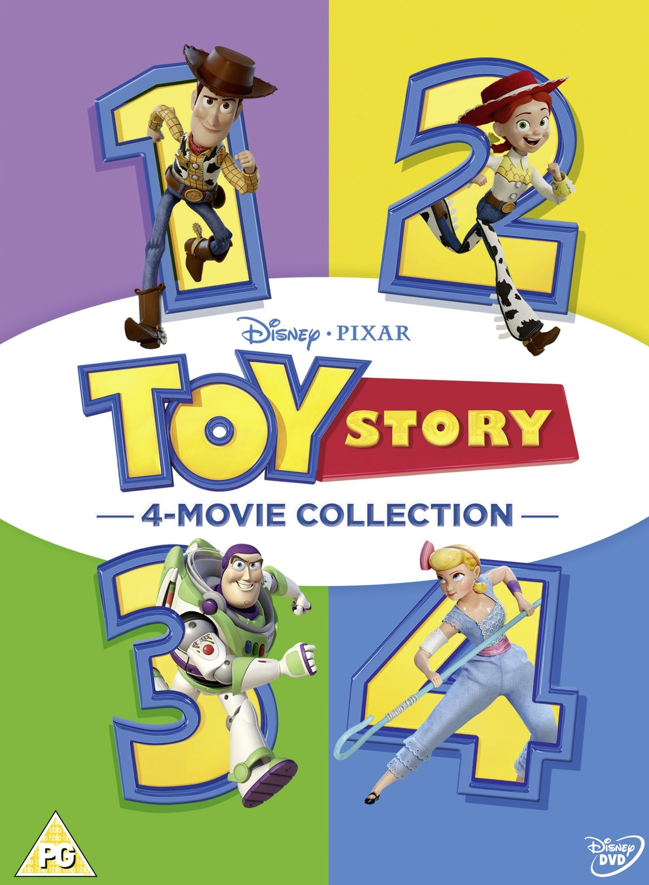 Toy Story: 4-movie Collection - 1