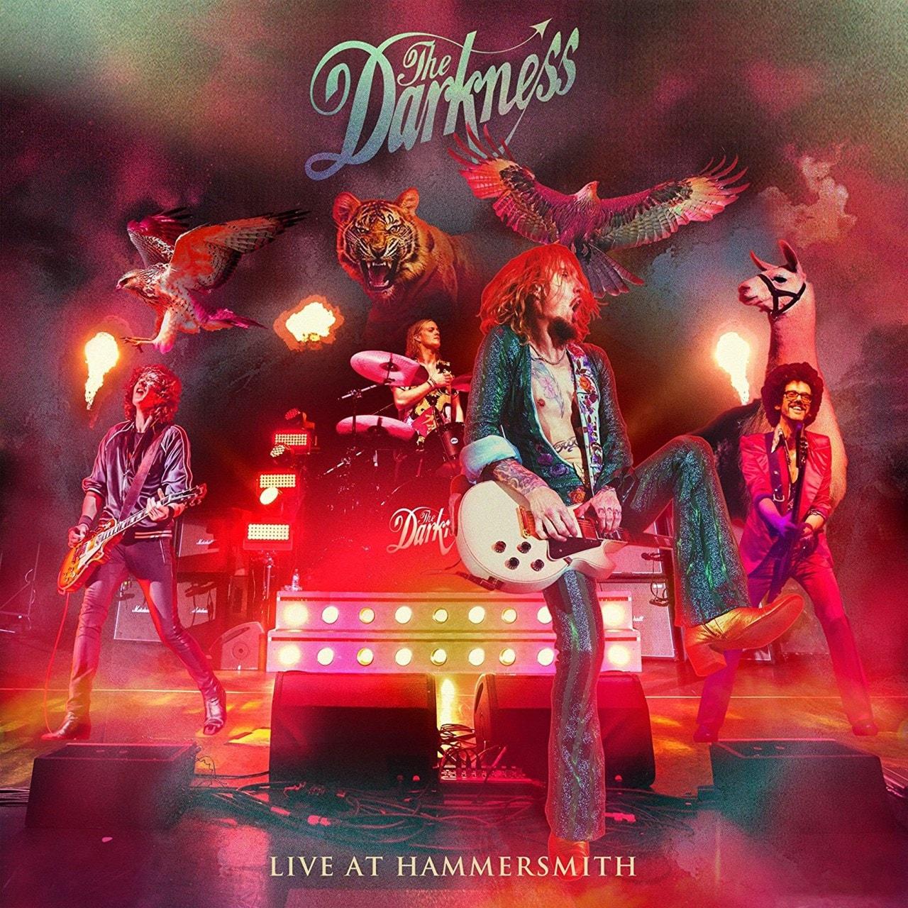 Live at Hammersmith - 1