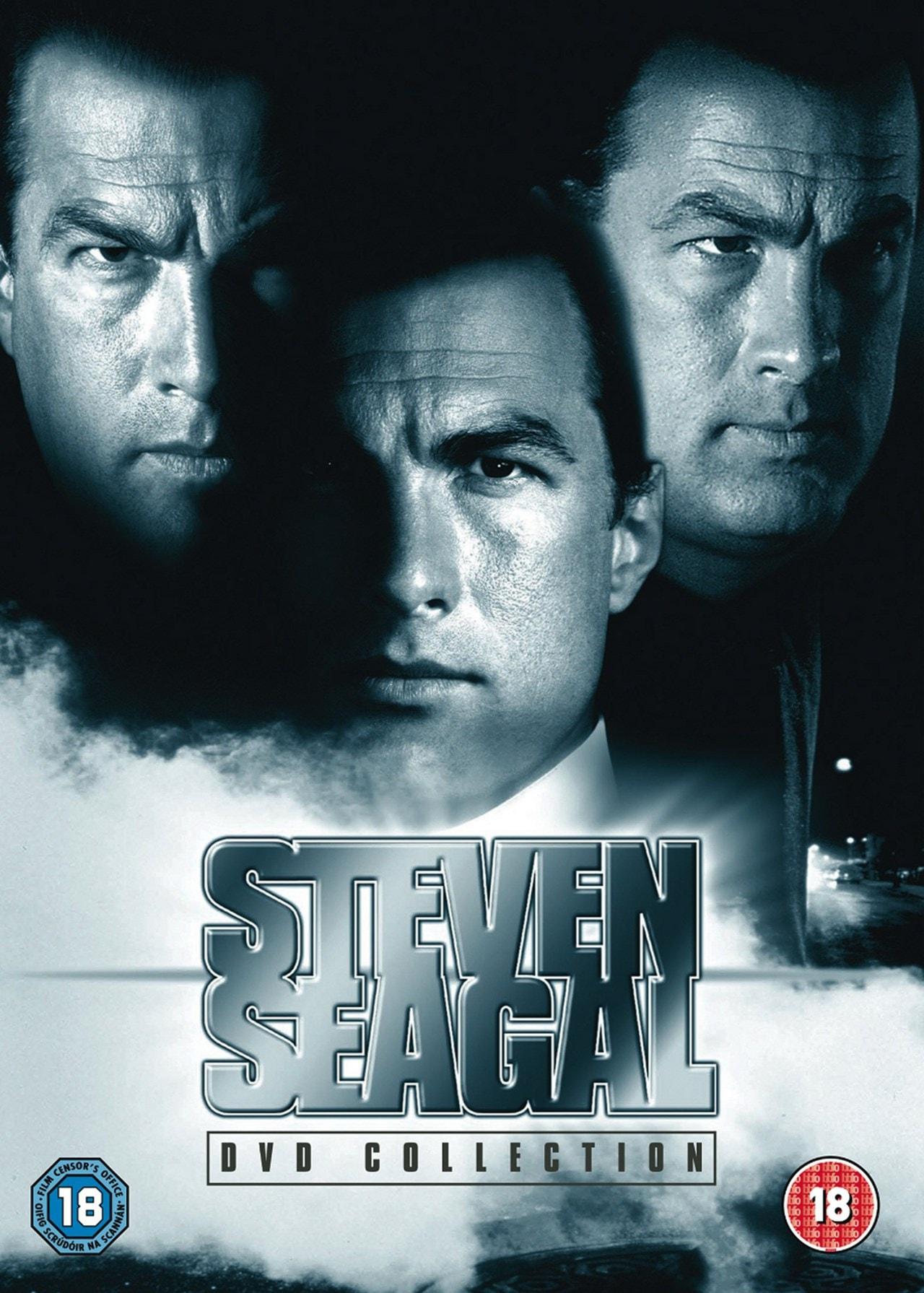 The Steven Seagal Legacy - 1