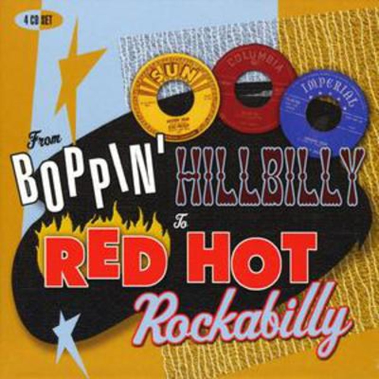 From Boppin' Hillbilly to Red - 1