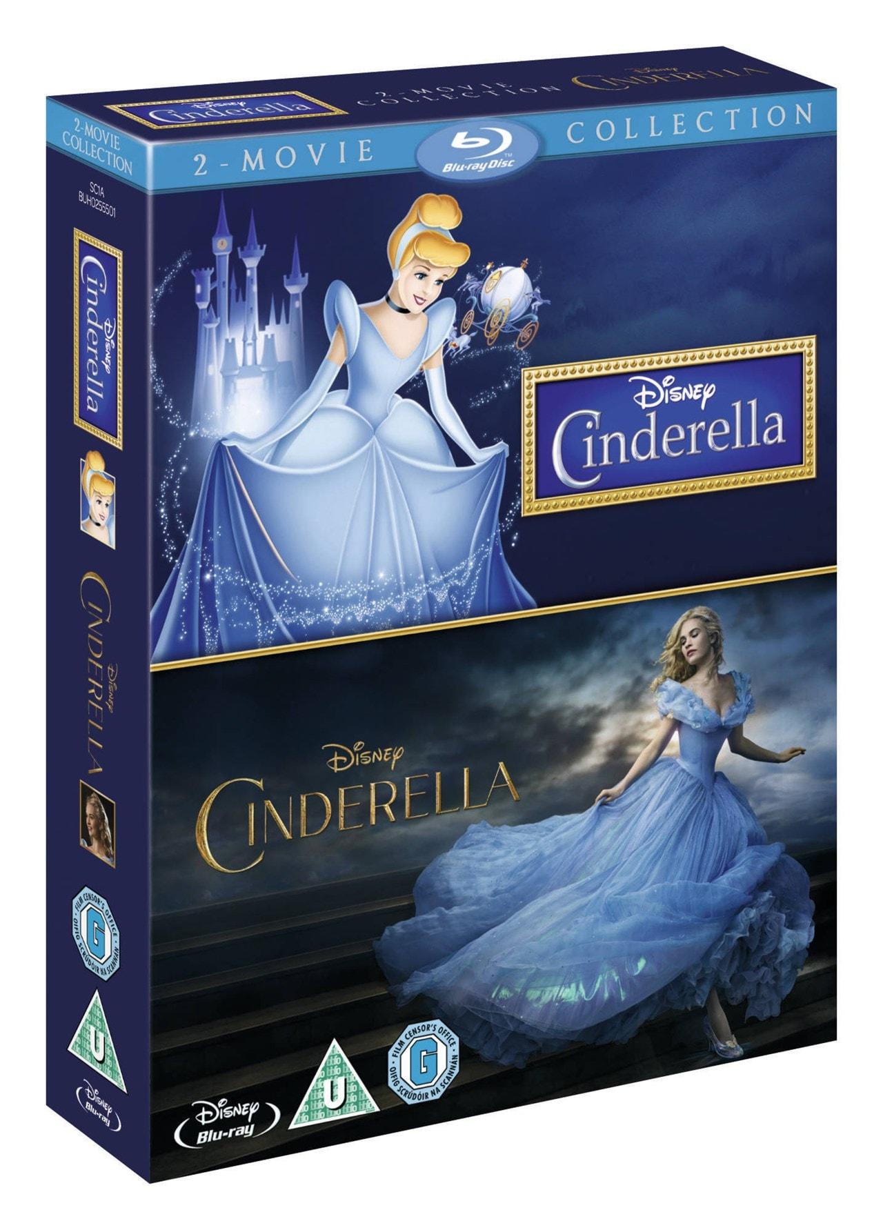 Cinderella: 2-movie Collection - 2