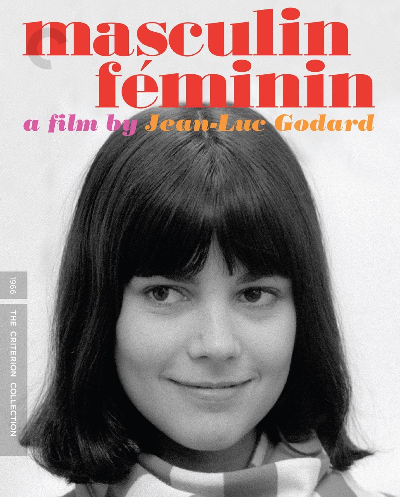 Masculin Feminin - The Criterion Collection - 1