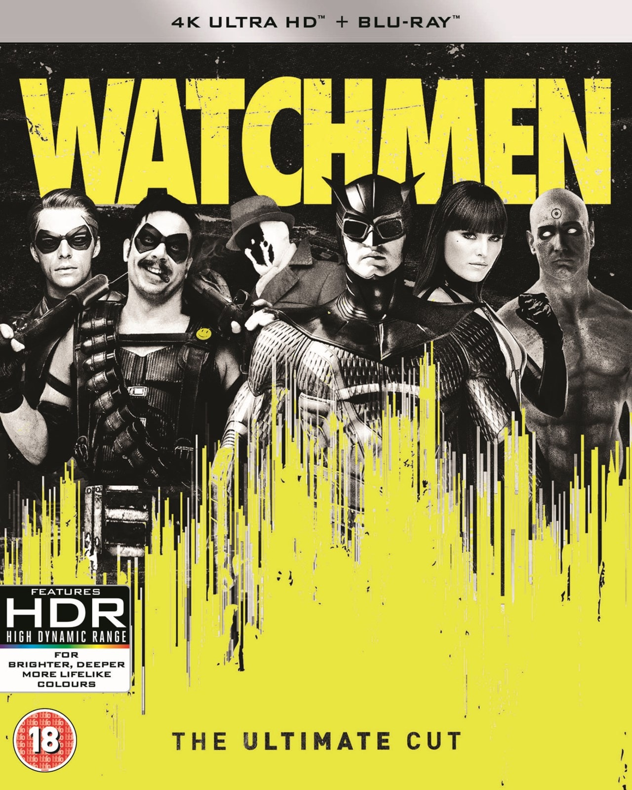 Watchmen: The Ultimate Cut - 1