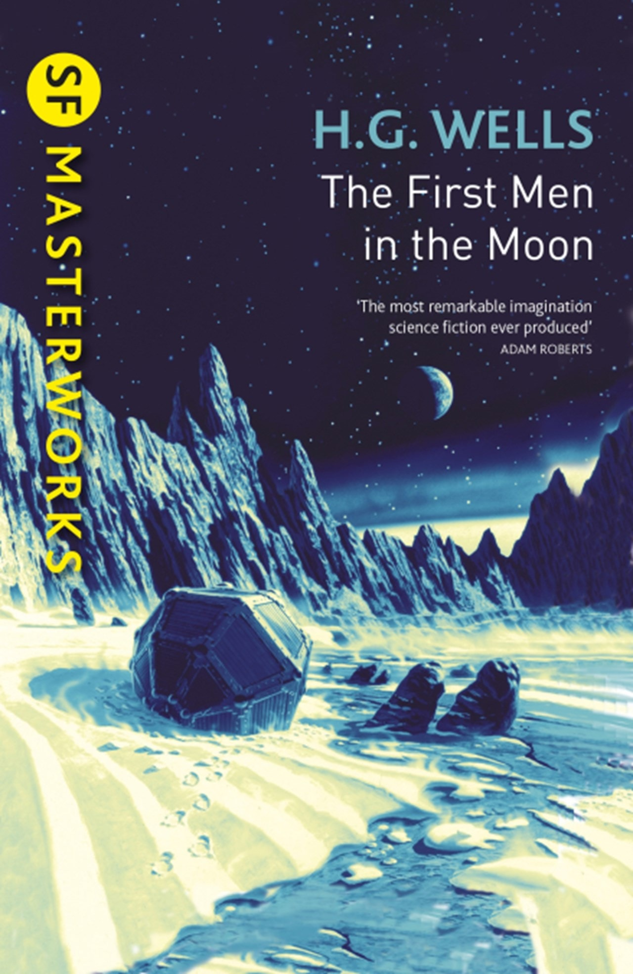 The First Men In The Moon - 1