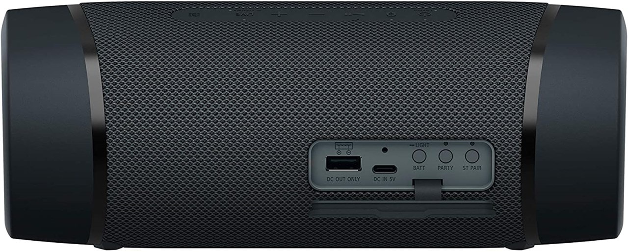 Sony SRSXB33 Black Bluetooth Speaker - 3